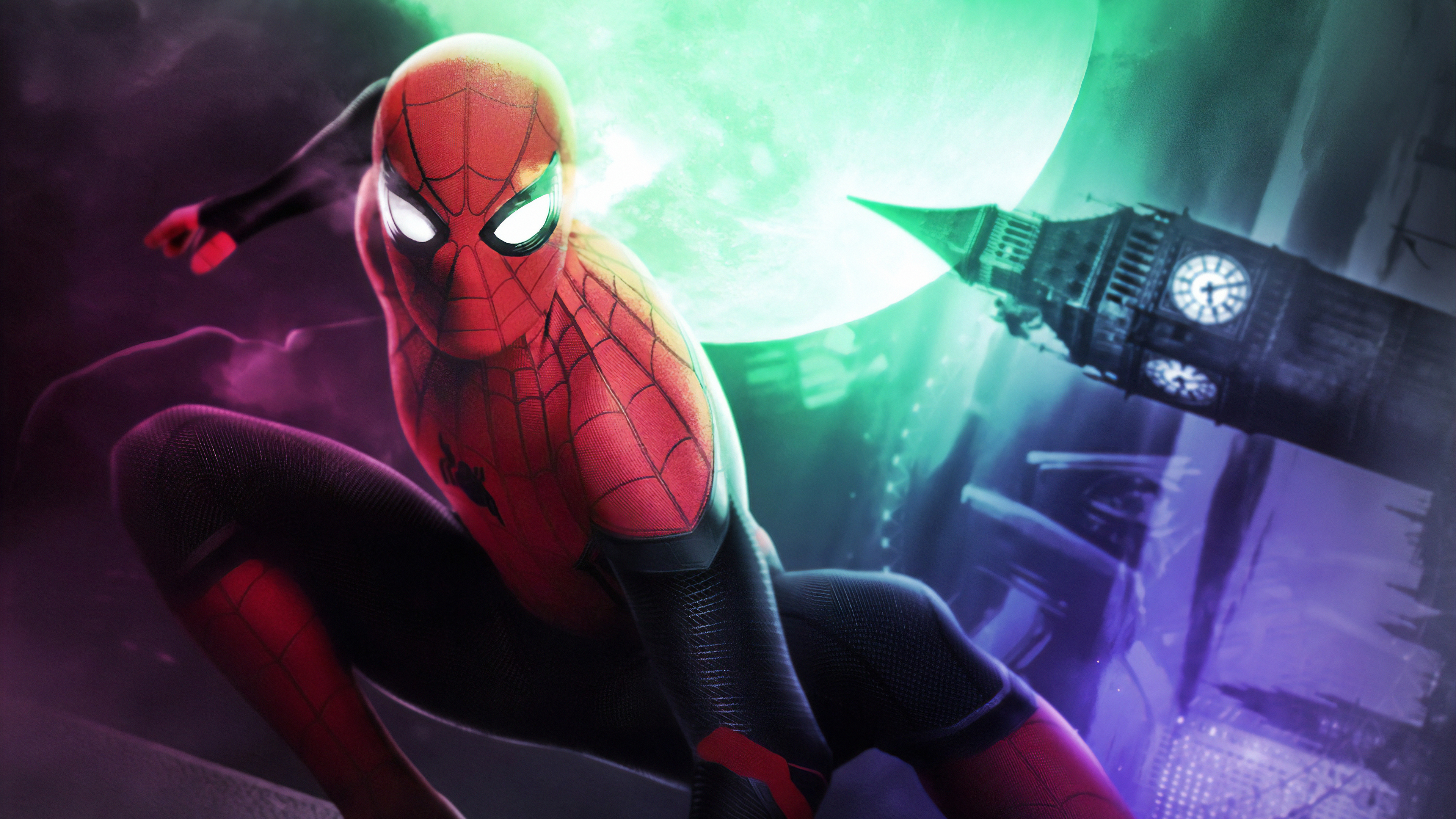 spiderman farfromhome 1570918579 - Spiderman Farfromhome - superheroes wallpapers, spiderman wallpapers, hd-wallpapers, digital art wallpapers, artwork wallpapers, artstation wallpapers, art wallpapers, 4k-wallpapers