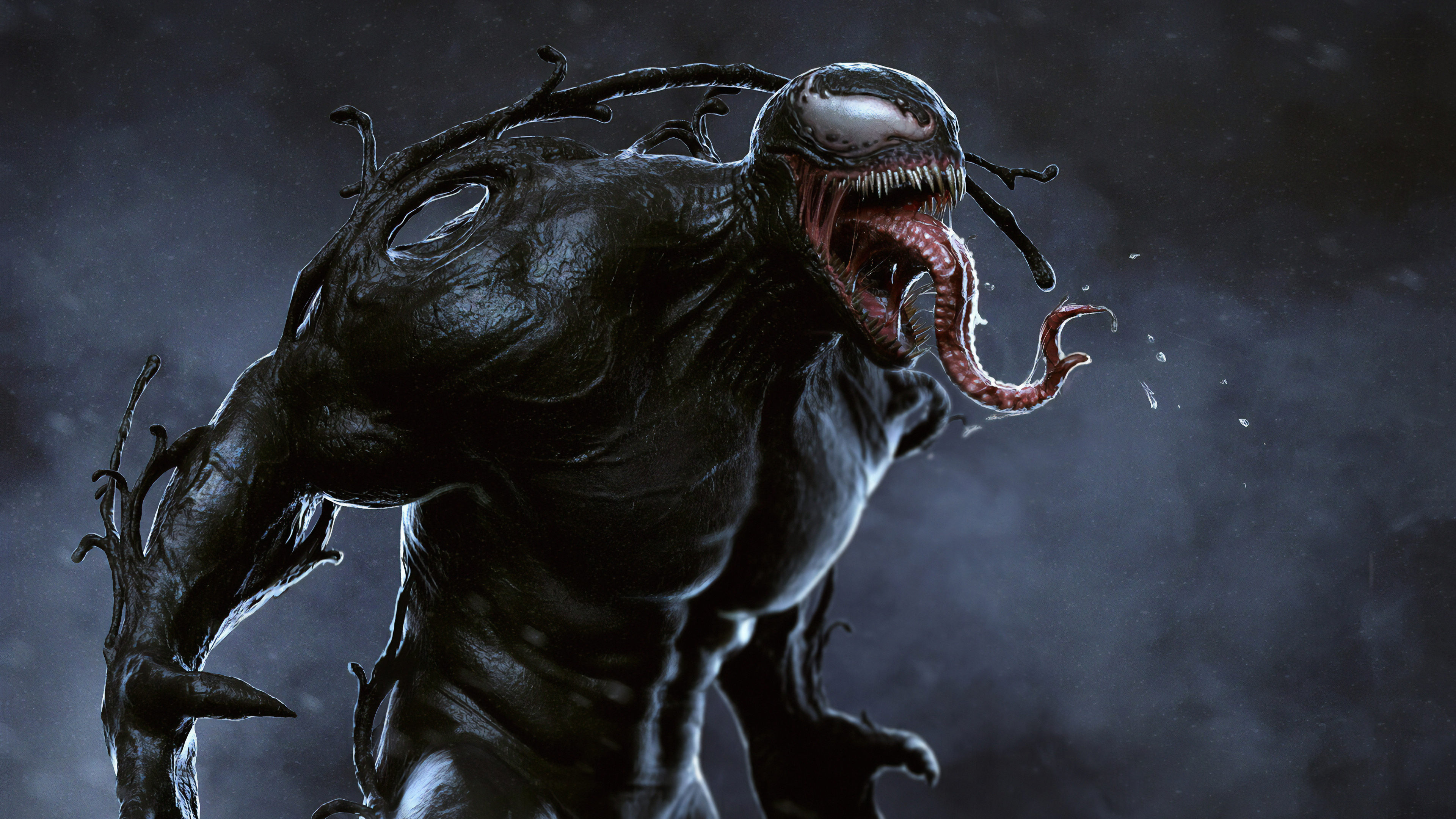venom bad 1570394381 - Venom Bad - Venom wallpapers, superheroes wallpapers, hd-wallpapers, digital art wallpapers, artwork wallpapers, 4k-wallpapers
