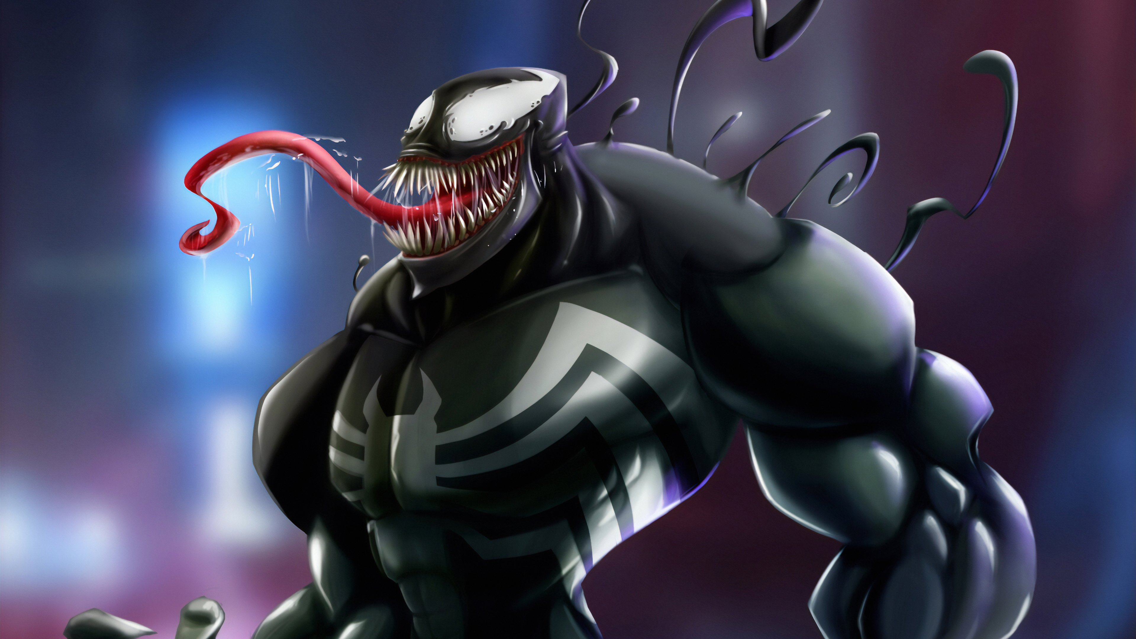 venom newart 1570394789 - Venom Newart - Venom wallpapers, superheroes wallpapers, hd-wallpapers, digital art wallpapers, artwork wallpapers, 4k-wallpapers