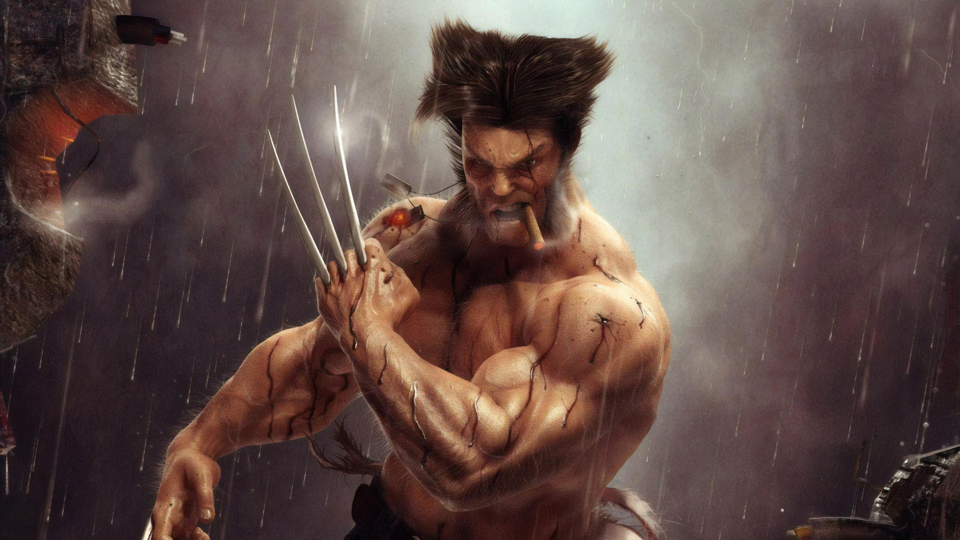 wolverine art work 1570394794 - Wolverine art work - wolverine wallpapers, superheroes wallpapers, hd-wallpapers, artwork wallpapers, artstation wallpapers, 4k-wallpapers