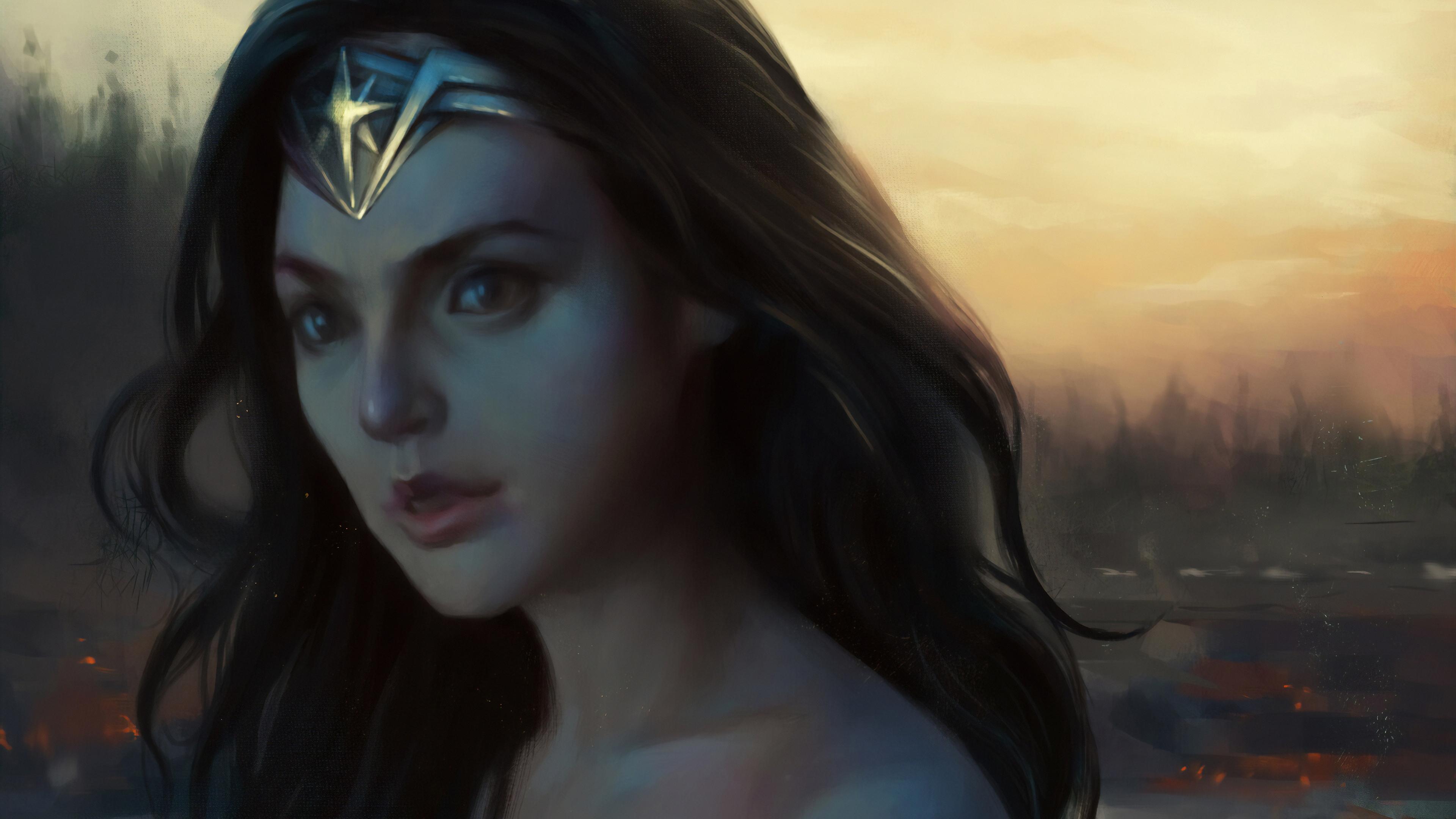 wonder woman art 1570918444 - Wonder Woman Art - wonder woman wallpapers, superheroes wallpapers, hd-wallpapers, digital art wallpapers, artwork wallpapers, artstation wallpapers, 4k-wallpapers