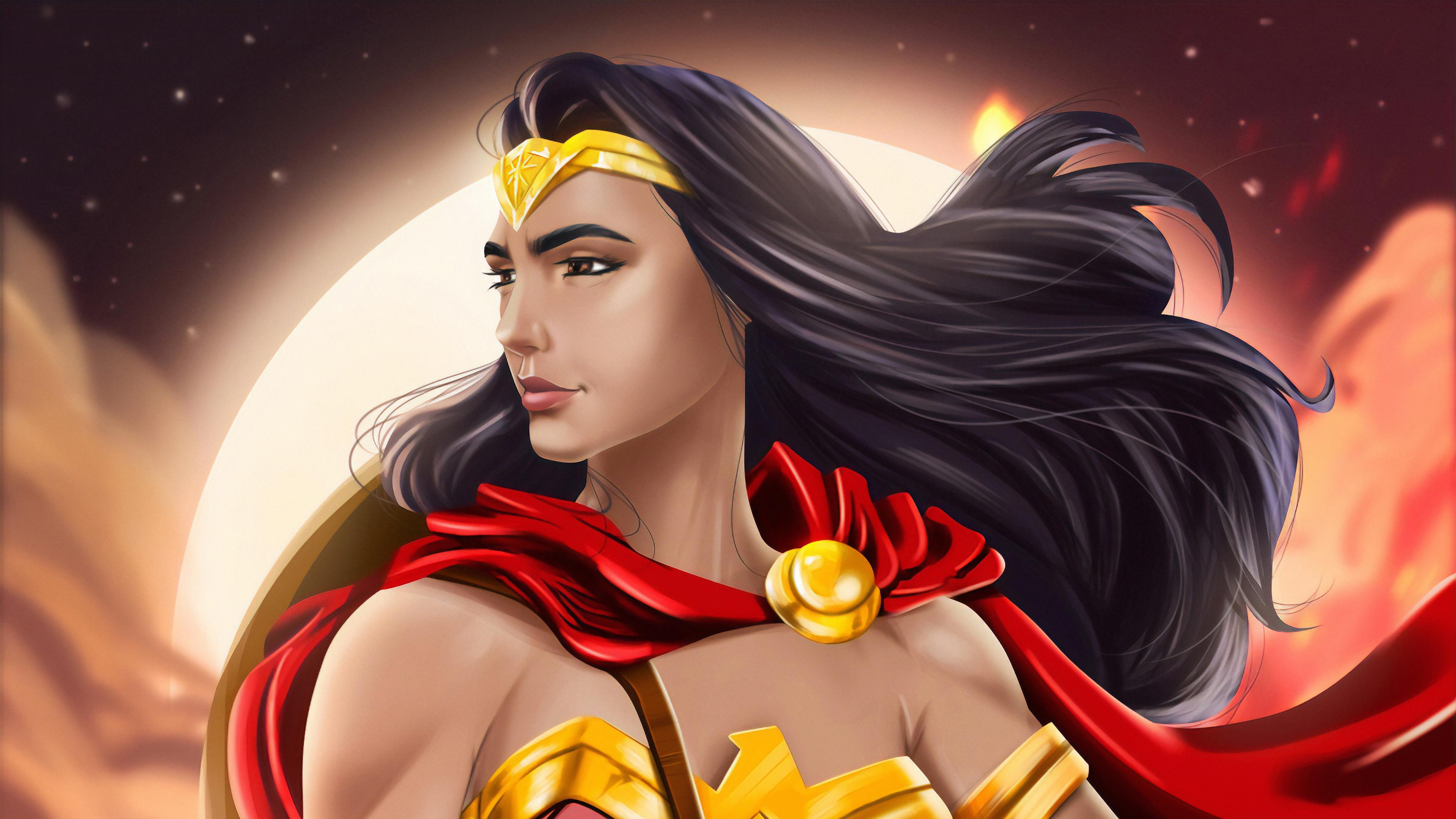 wonderwoman galgadot 1570394548 - Wonderwoman Galgadot - wonder woman wallpapers, superheroes wallpapers, hd-wallpapers, digital art wallpapers, artwork wallpapers, artstation wallpapers, 4k-wallpapers