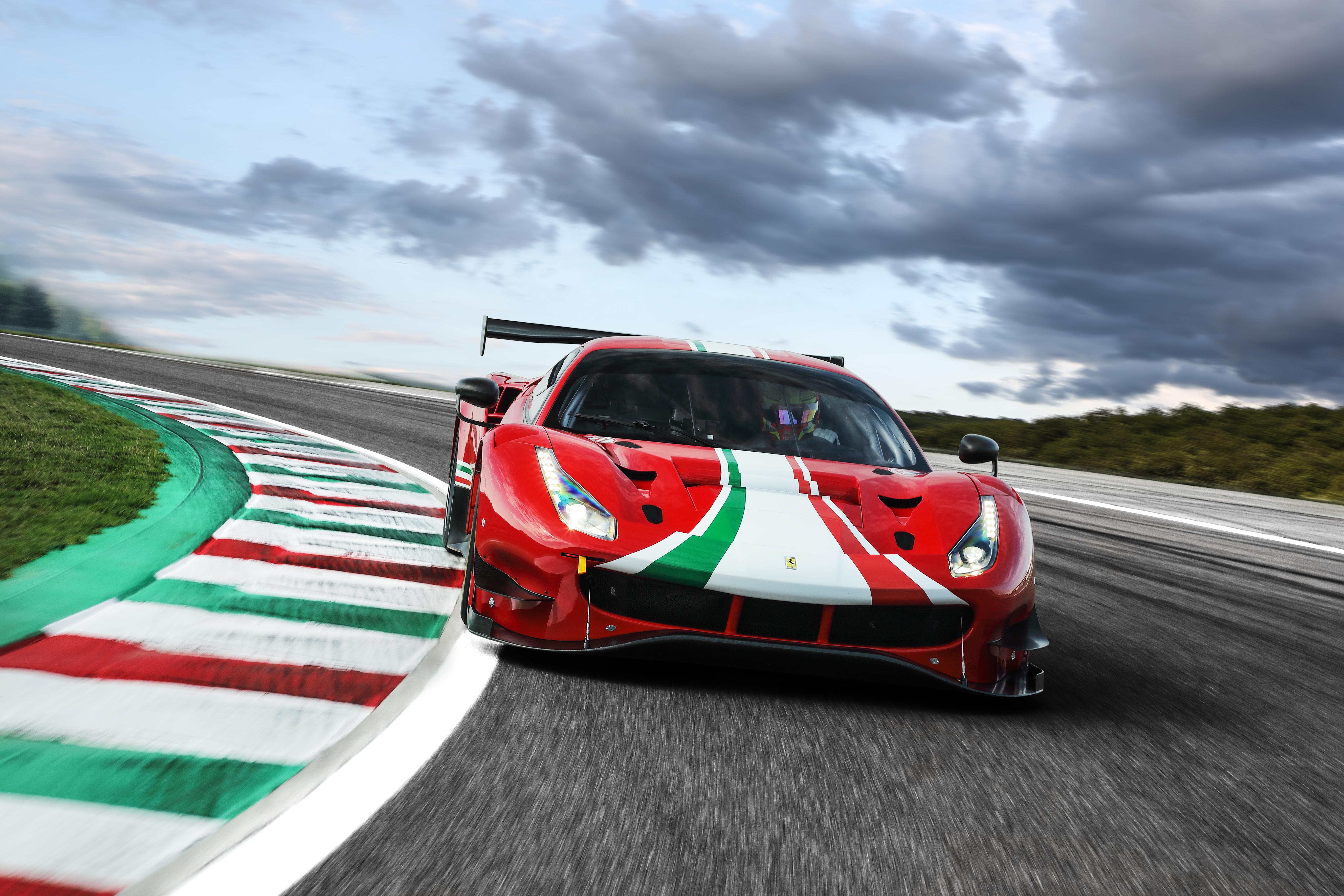 2020 ferrari 488 gt3 evo 1574936163 - 2020 Ferrari 488 GT3 Evo -