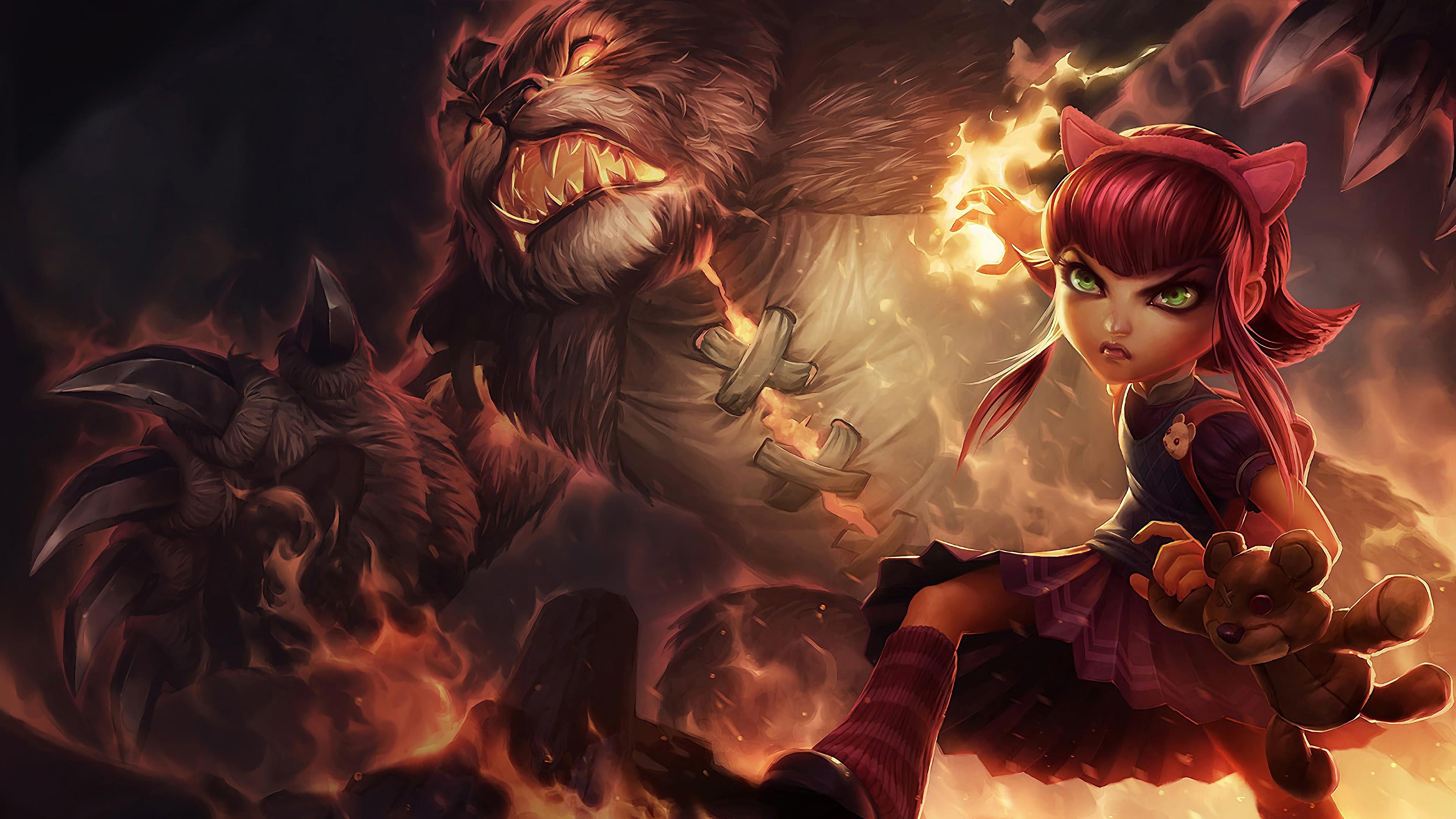 annie lol splash art league of legends 1574100649 - Annie LoL Splash Art League of Legends - league of legends, Annie