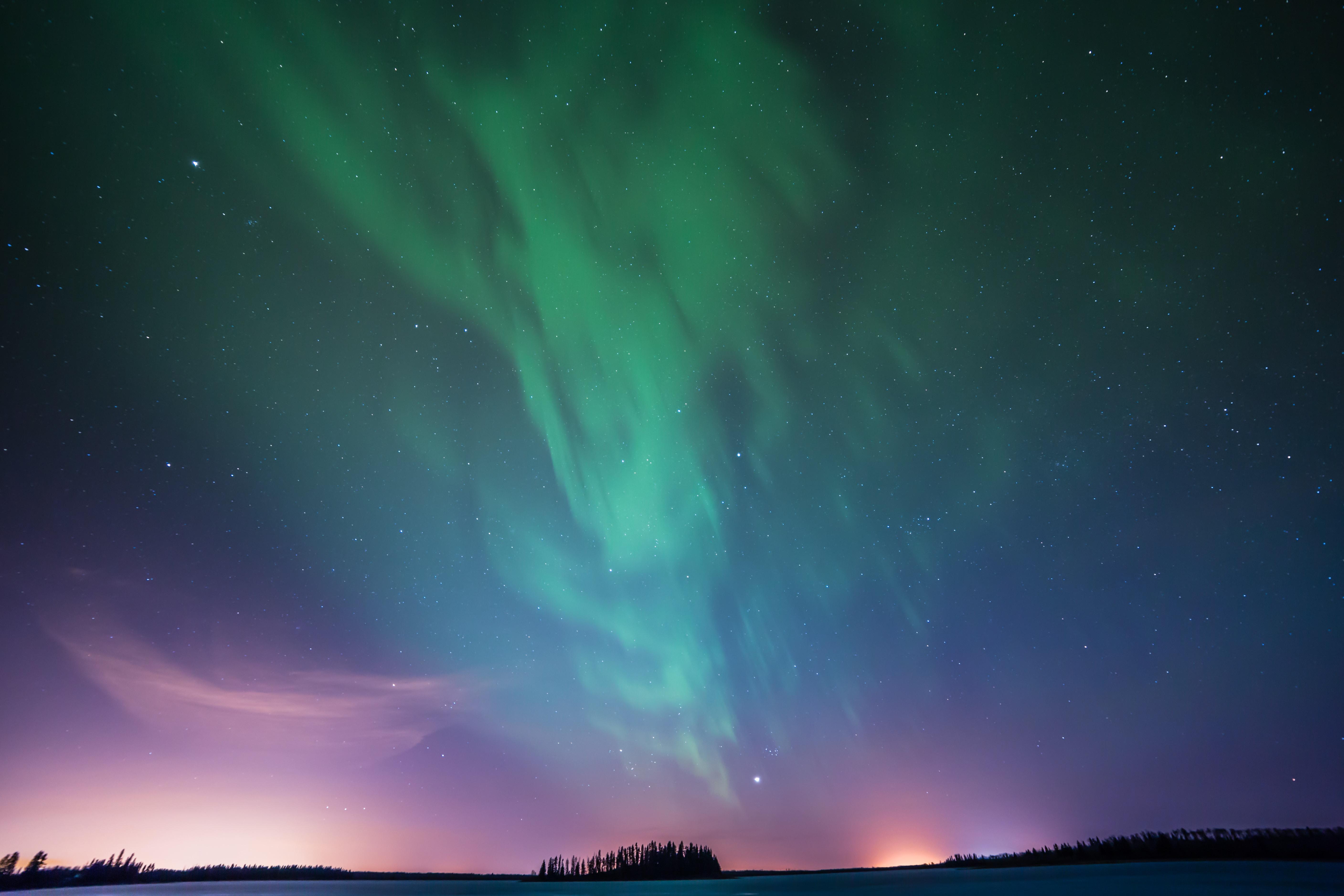 astotin lake northern lights 1574937476 - Astotin Lake Northern Lights -