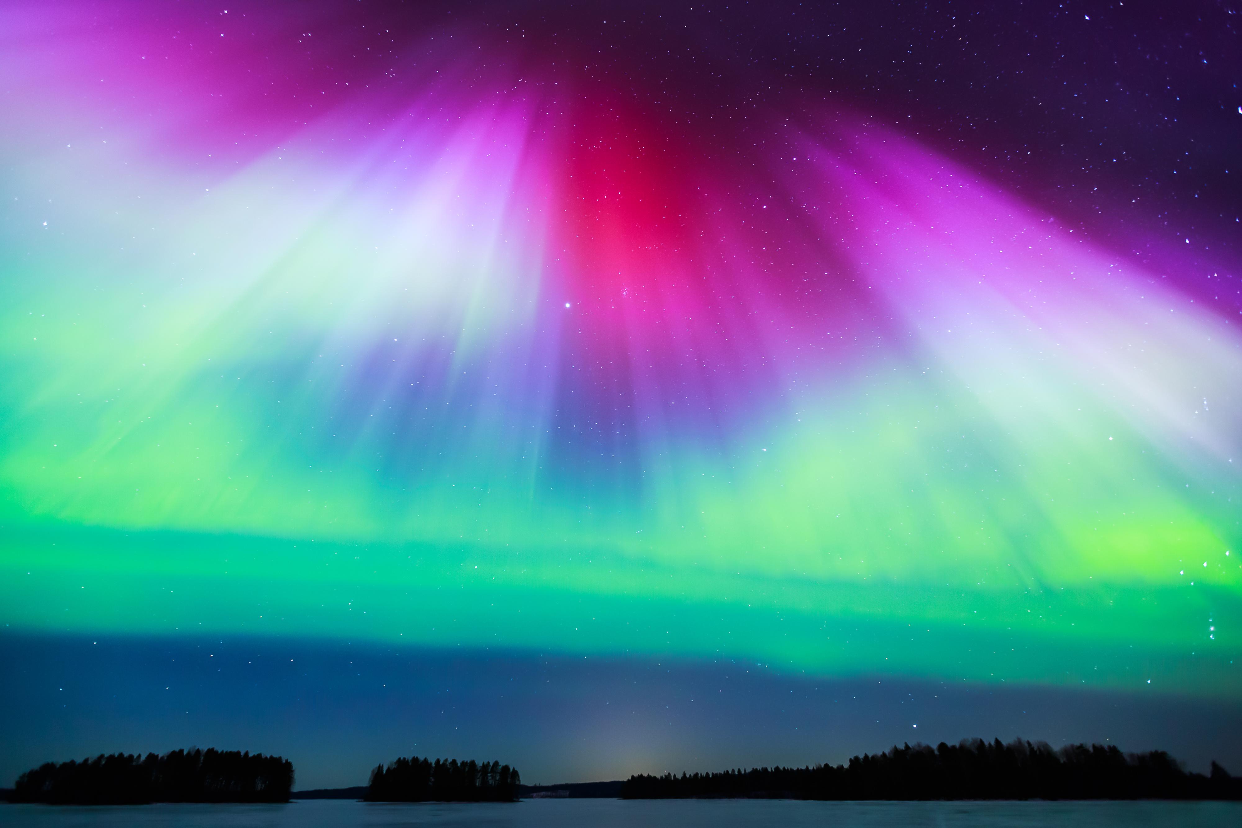 aurora borealis nature 1574937787 - Aurora Borealis Nature -