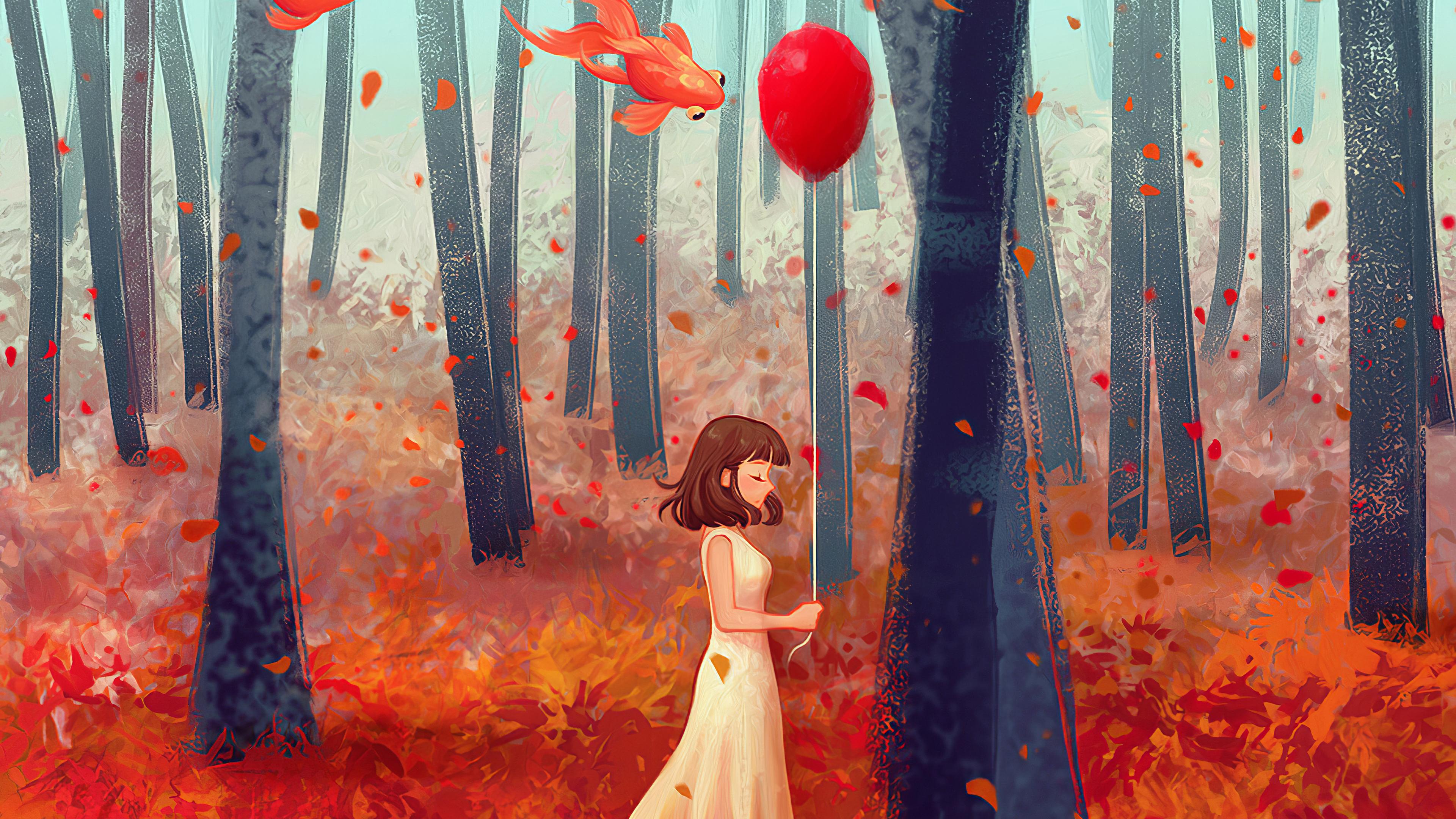 autumn dream girl 1574940867 - Autumn Dream Girl -