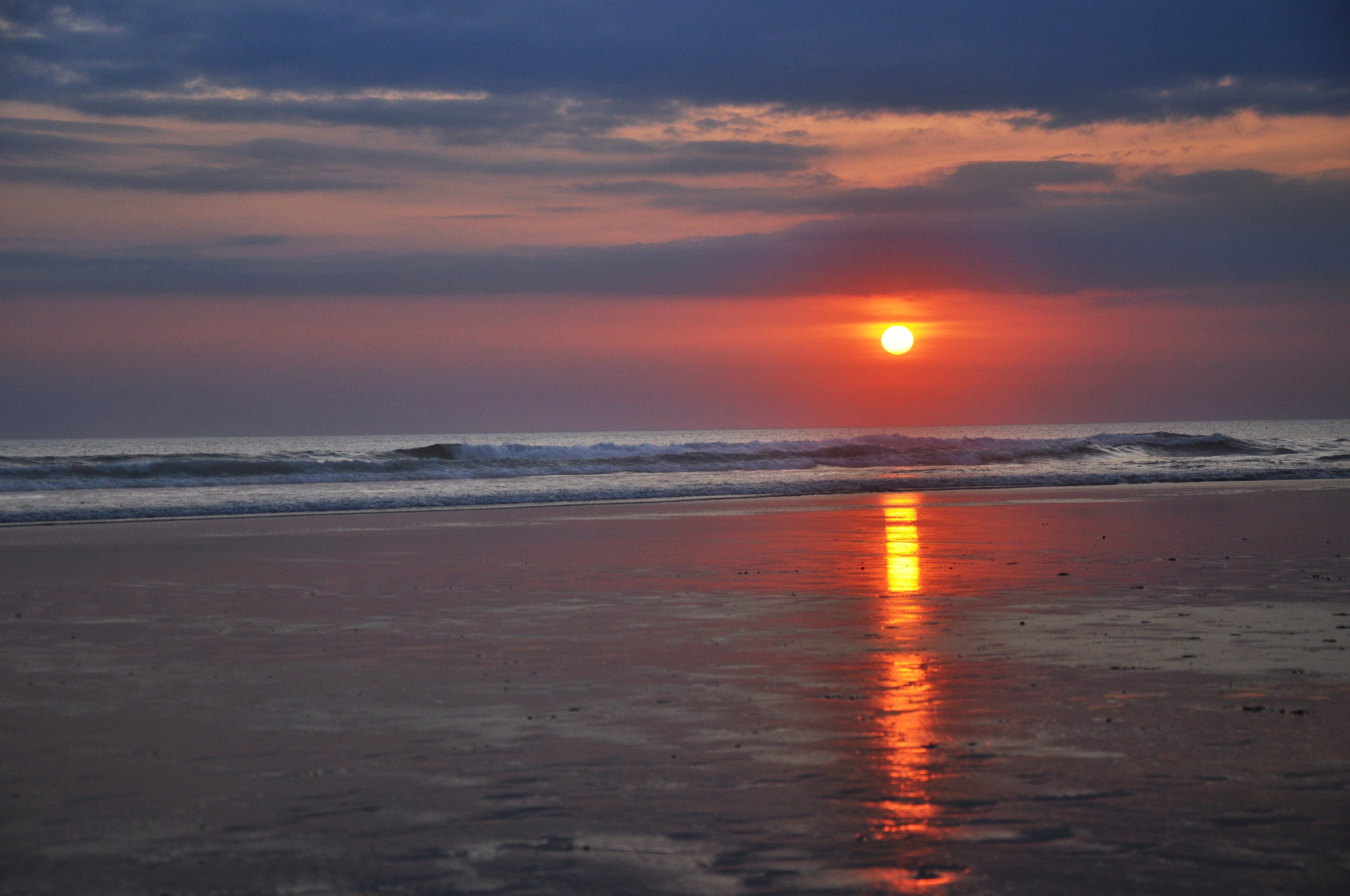 beach sunset morning 1574937357 - Beach Sunset Morning -