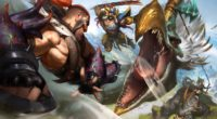 beast hunter draven tryndamere sejuani lol splash art league of legends lol 1574101647 200x110 - Beast Hunter Draven Tryndamere Sejuani LoL Splash Art League of Legends lol - Tryndamere, Sejuani, league of legends, Draven