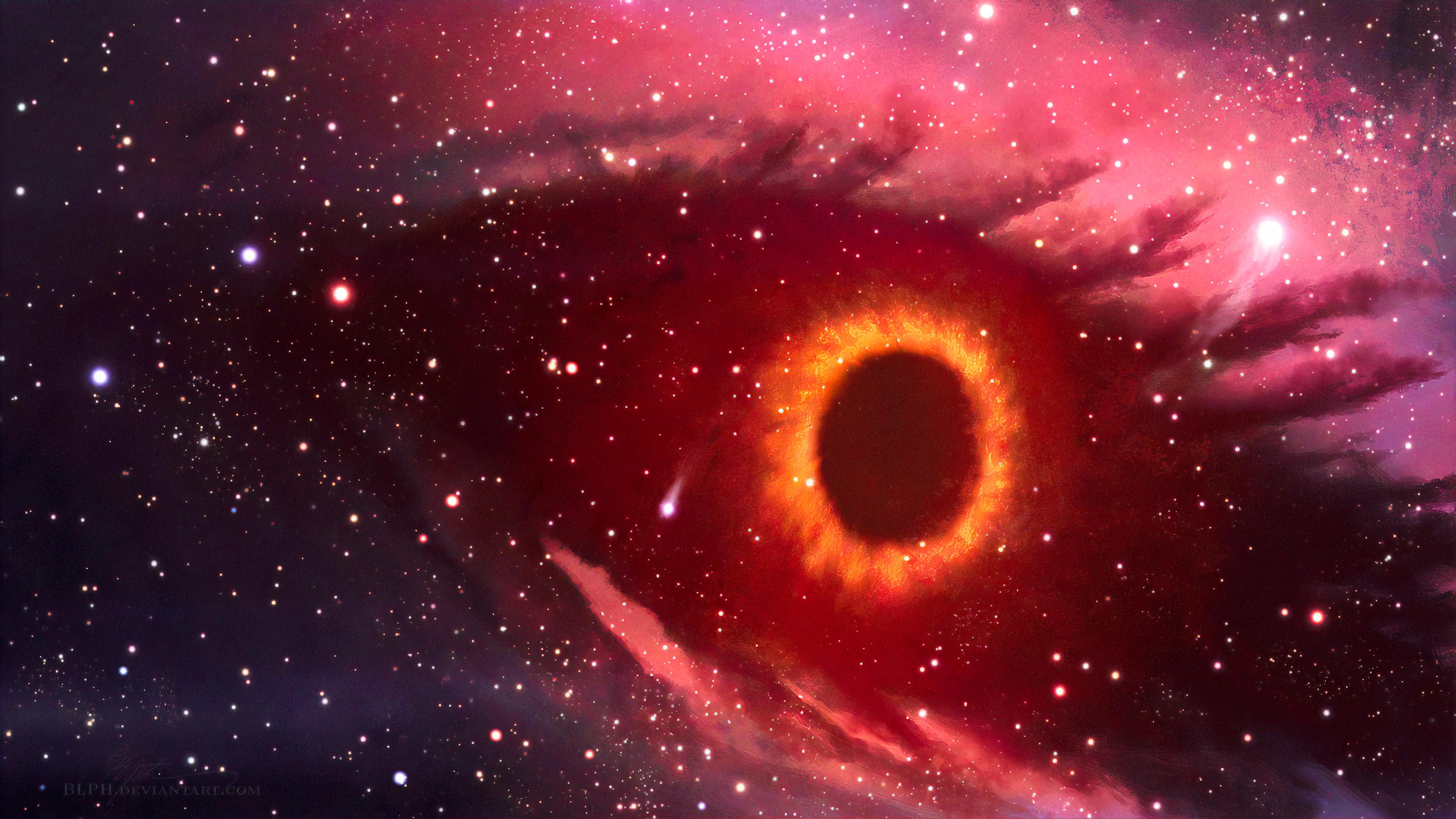 black hole eye 1574943080 - Black Hole Eye -