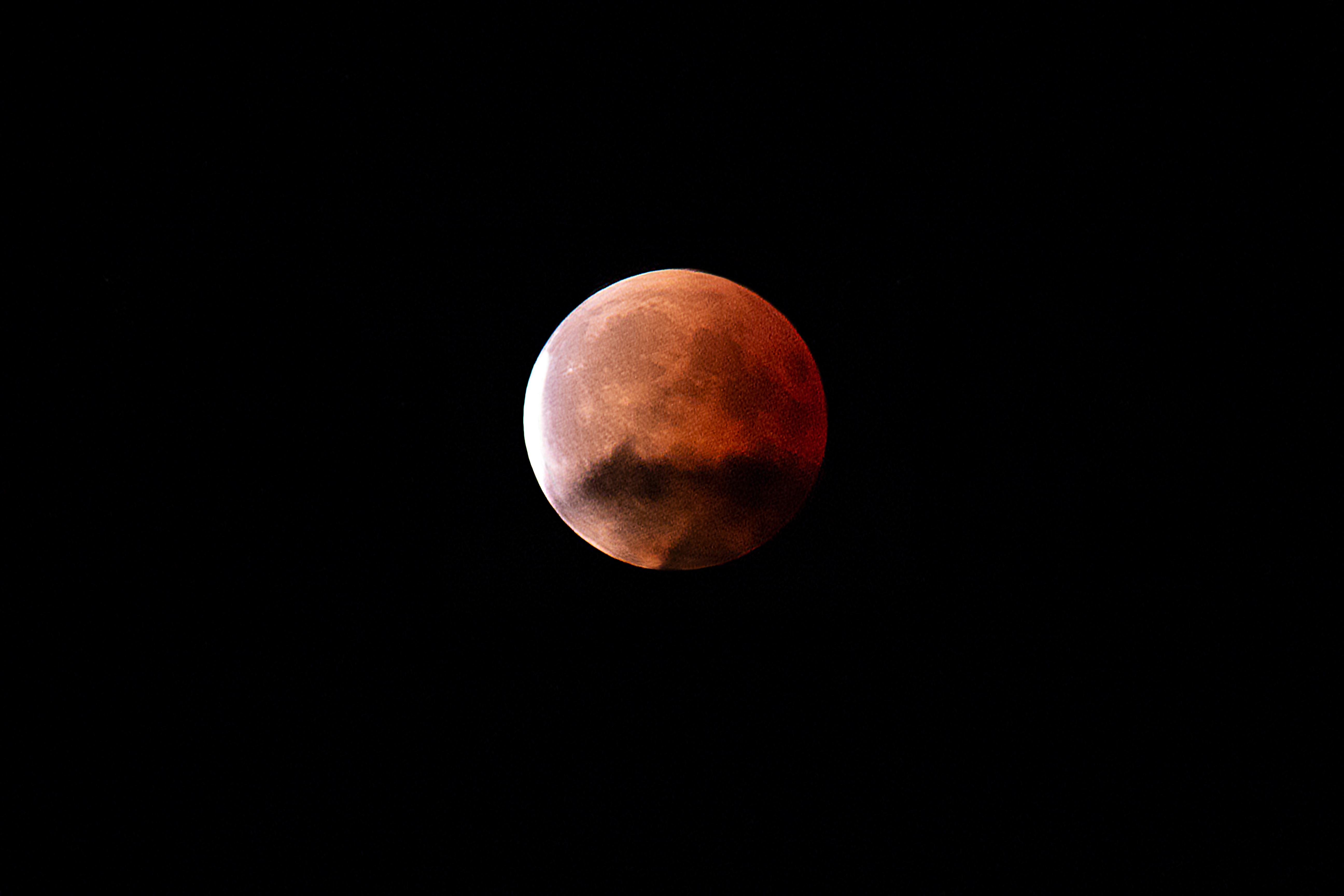 blood moon during night time 1574943223 - Blood Moon During Night Time -