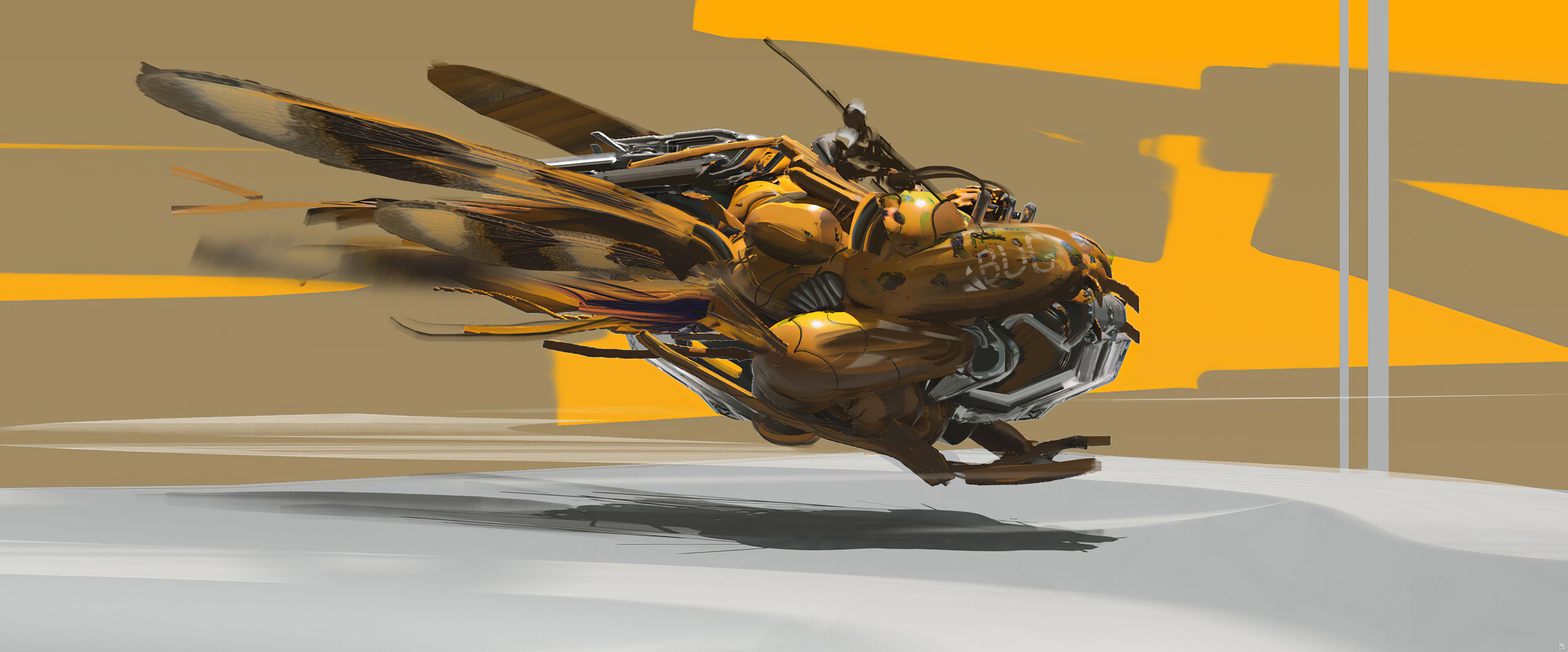 bug ship 1574940855 - Bug Ship -