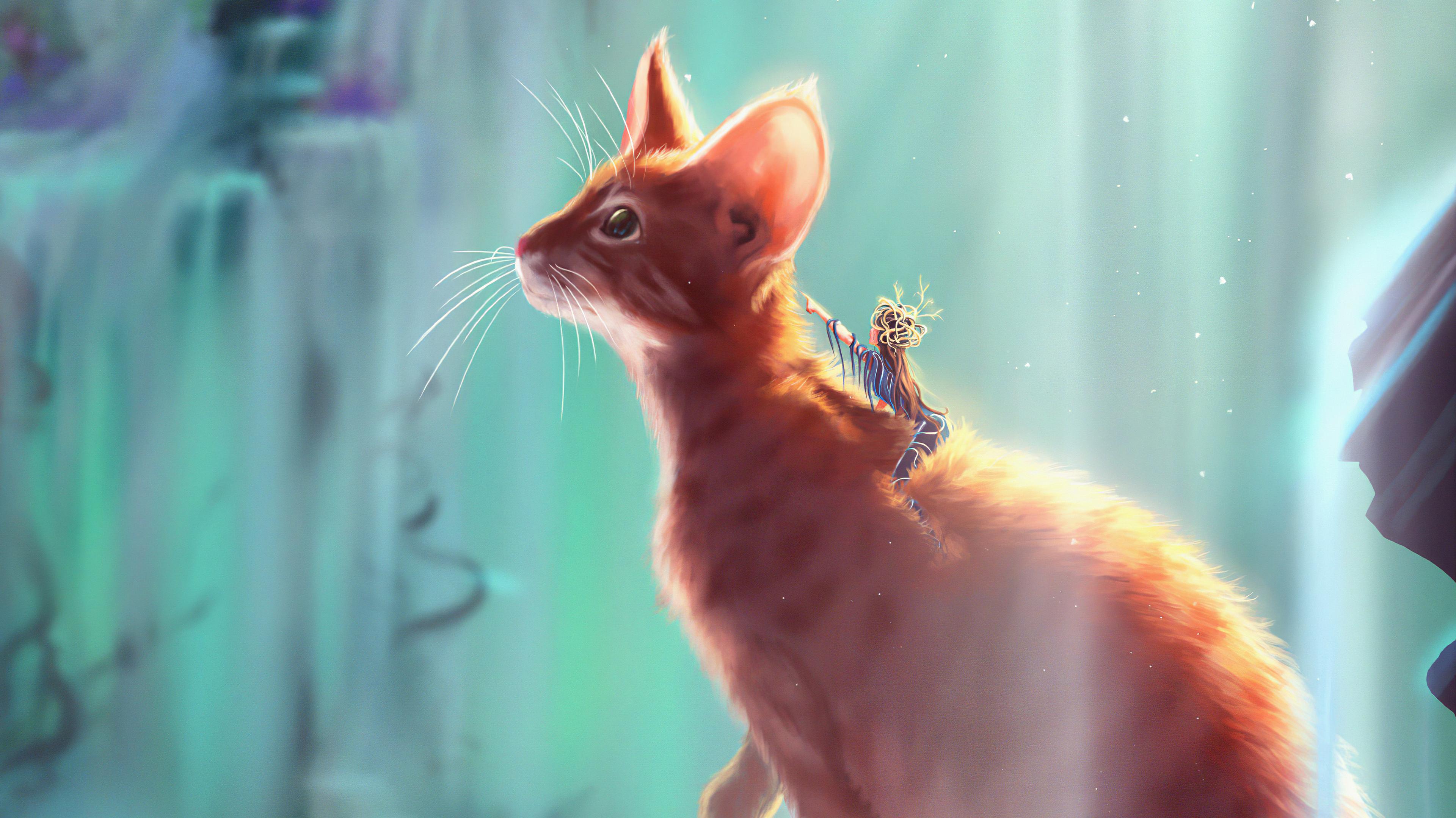cat rider 1574940852 - Cat Rider -