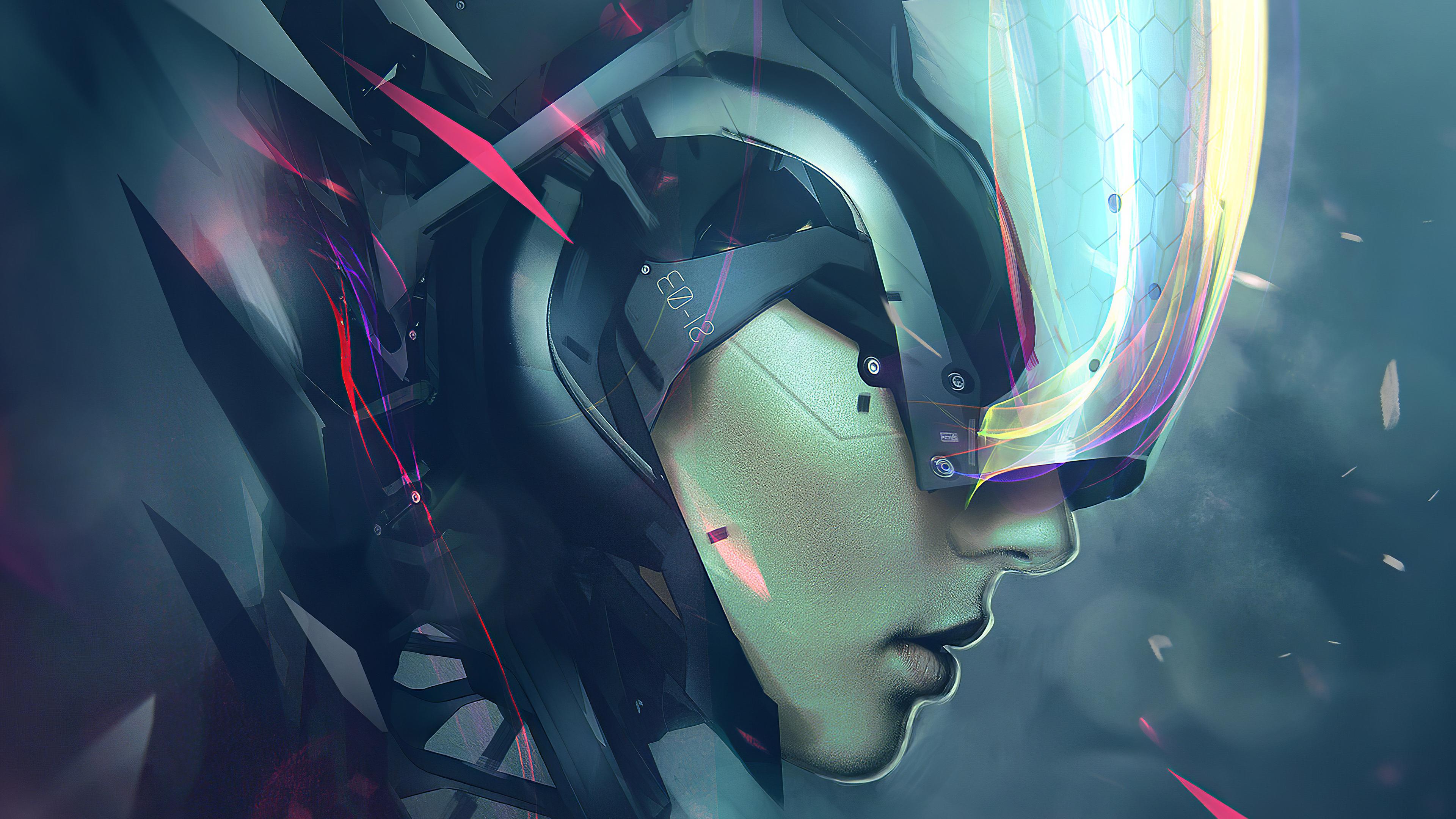 cyborg girl 1574940833 - Cyborg Girl -