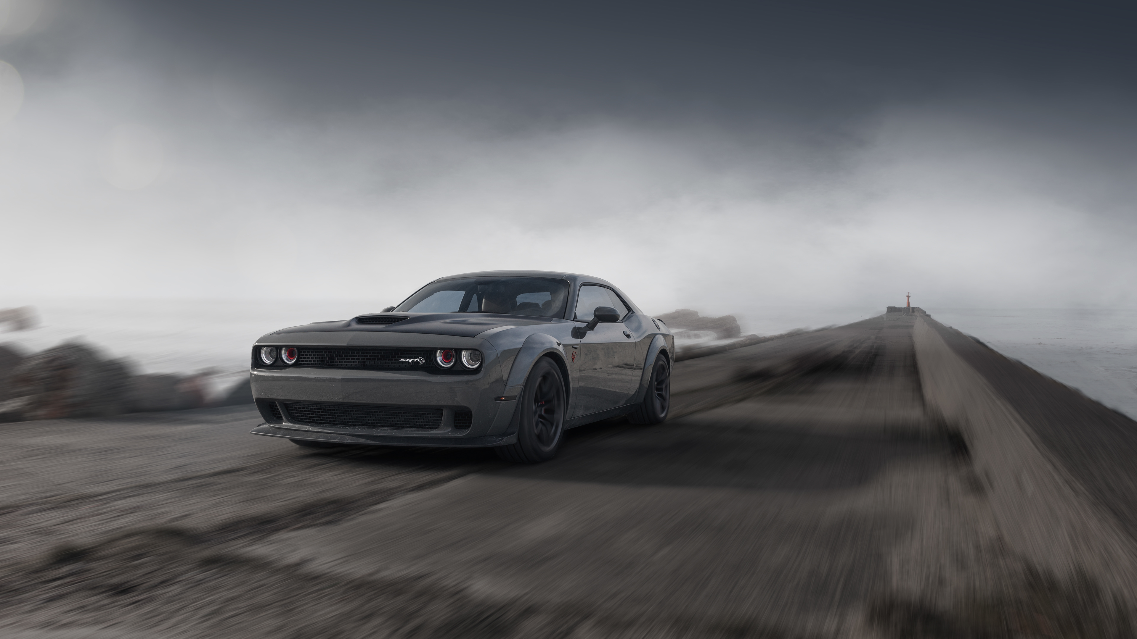 dodge challenger demon srt front 1572661086 - Dodge Challenger Demon SRT Front - hd-wallpapers, dodge challenger wallpapers, cars wallpapers, behance wallpapers, 4k-wallpapers