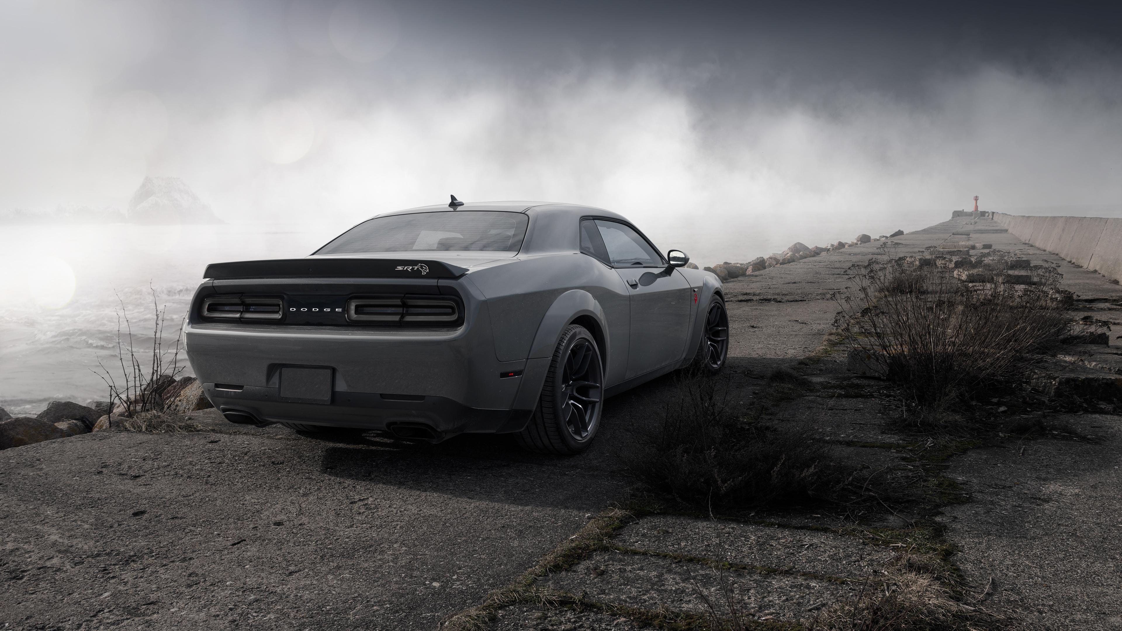 dodge challenger demon srt rear 1572661082 - Dodge Challenger Demon SRT Rear - hd-wallpapers, dodge wallpapers, dodge challenger wallpapers, cars wallpapers, behance wallpapers, 4k-wallpapers