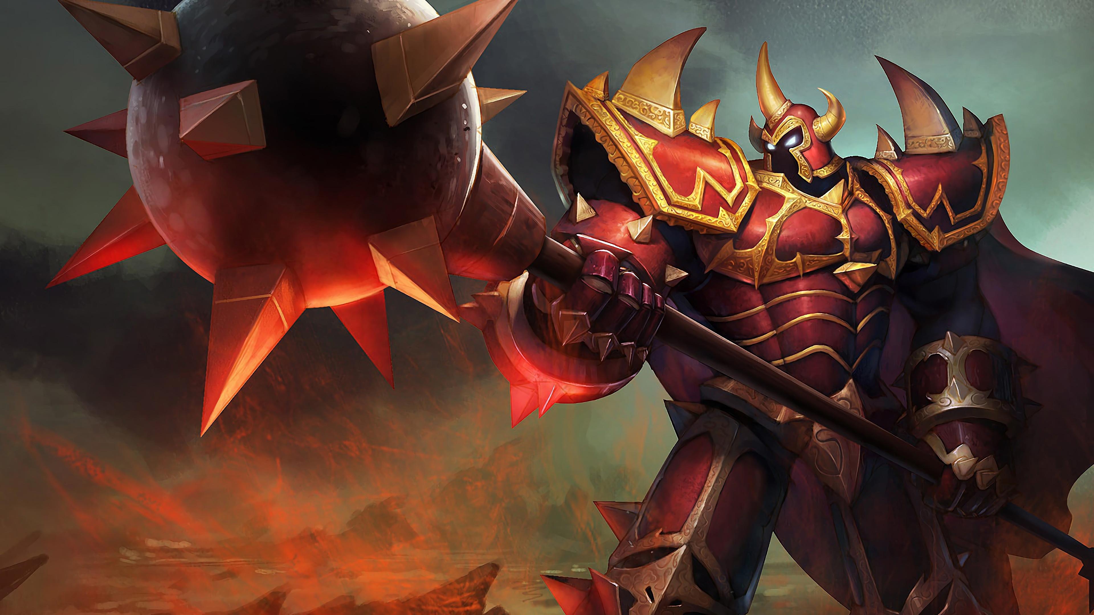 dragon knight mordekaiser lol splash art league of legends 1574100343 - Dragon Knight Mordekaiser LoL Splash Art League of Legends - Mordekaiser, league of legends