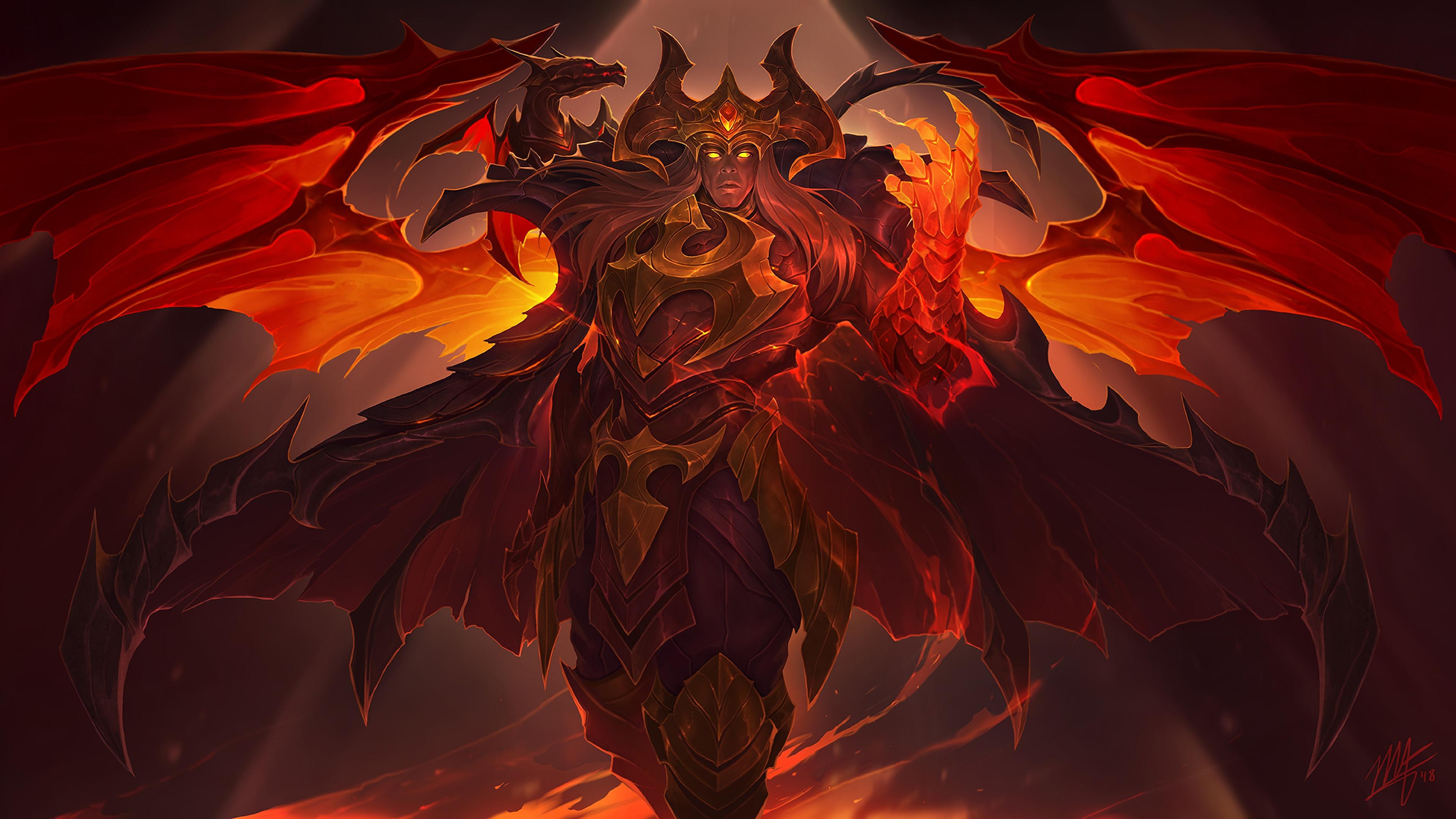 dragon master swain lol art league of legends lol 1574103289 - Dragon Master Swain LoL Art League of Legends lol - Swain, league of legends