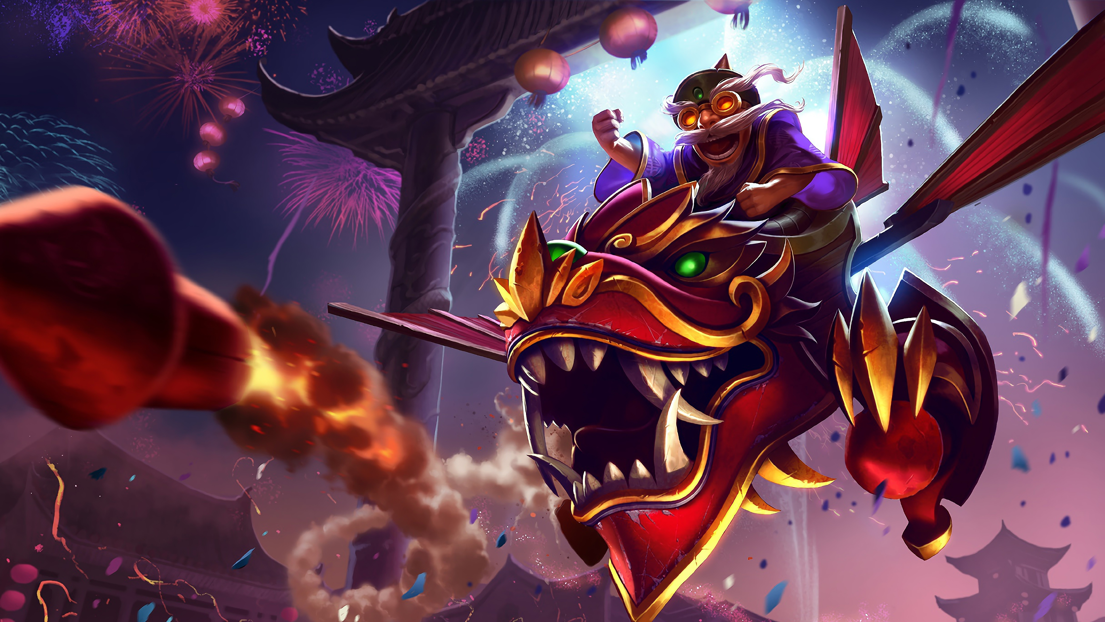 dragonwing corki lol splash art league of legends 1574099731 - Dragonwing Corki LoL Splash Art League of Legends - league of legends, Corki