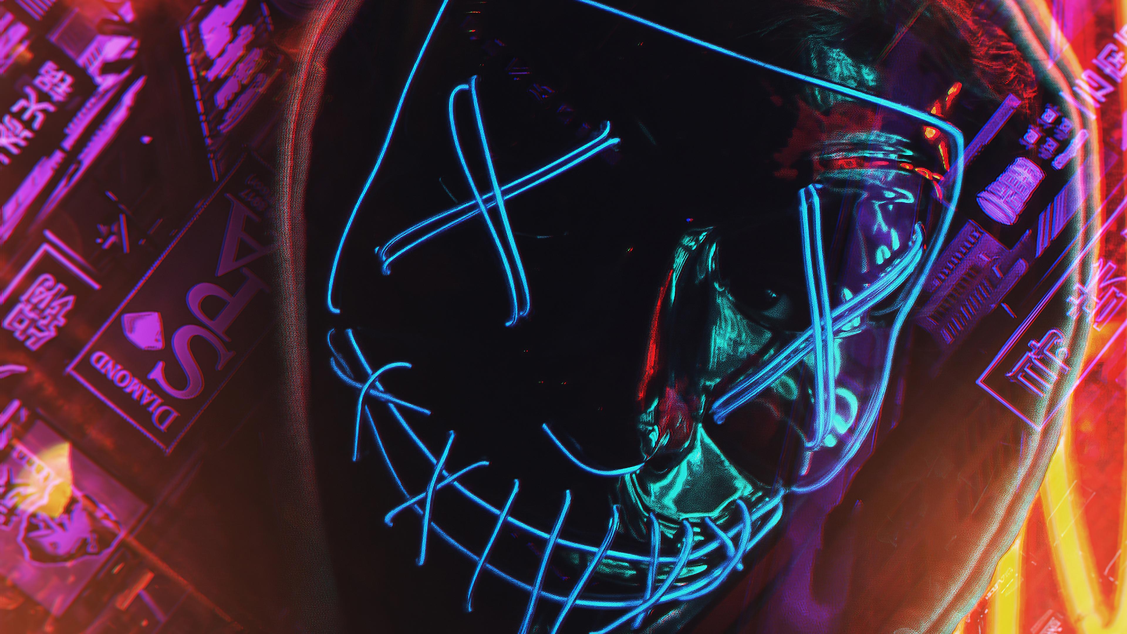 face mask closeup 1574938544 - Face Mask Closeup -