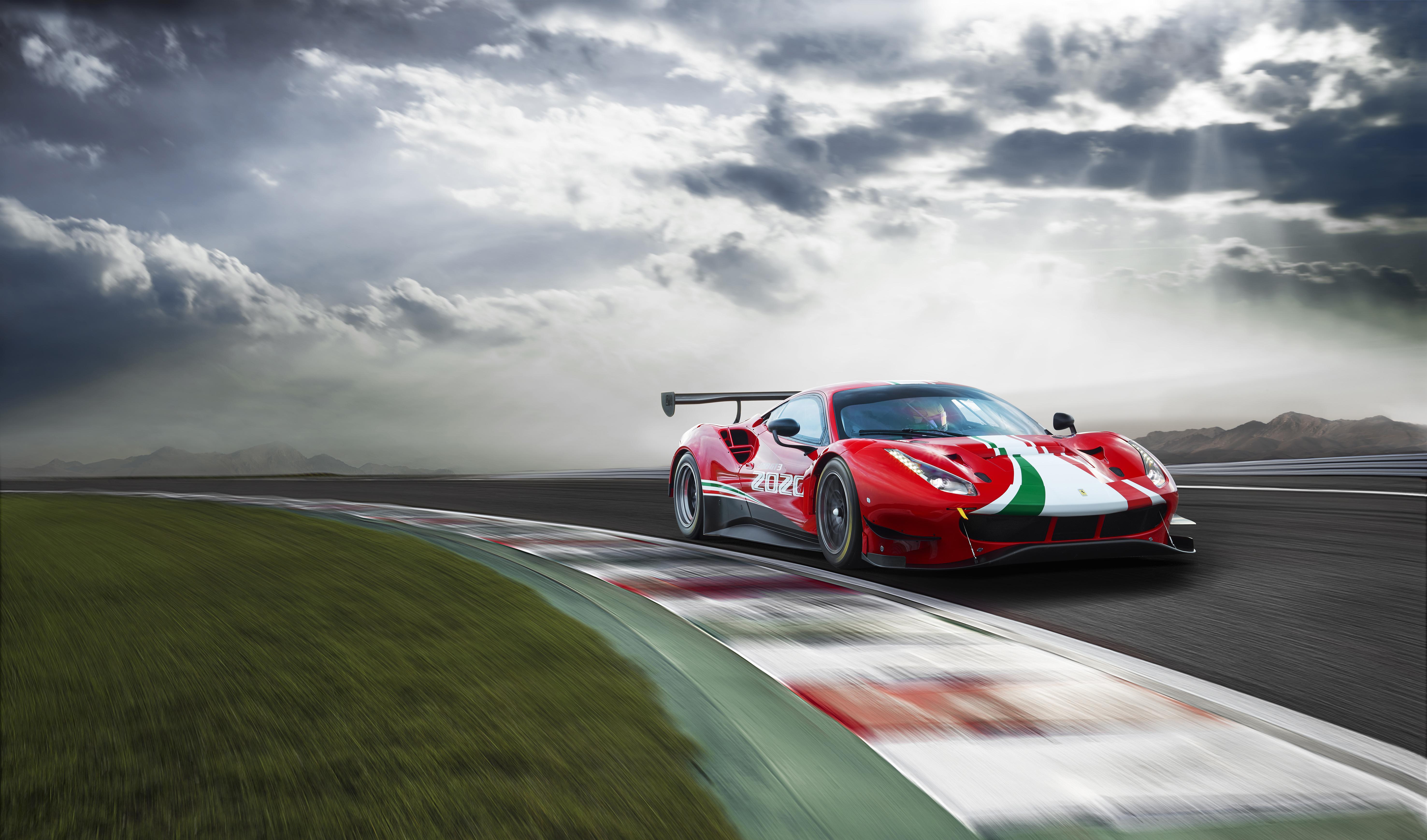 ferrari 488 gt3 evo 2020 1574936020 - Ferrari 488 GT3 Evo 2020 -