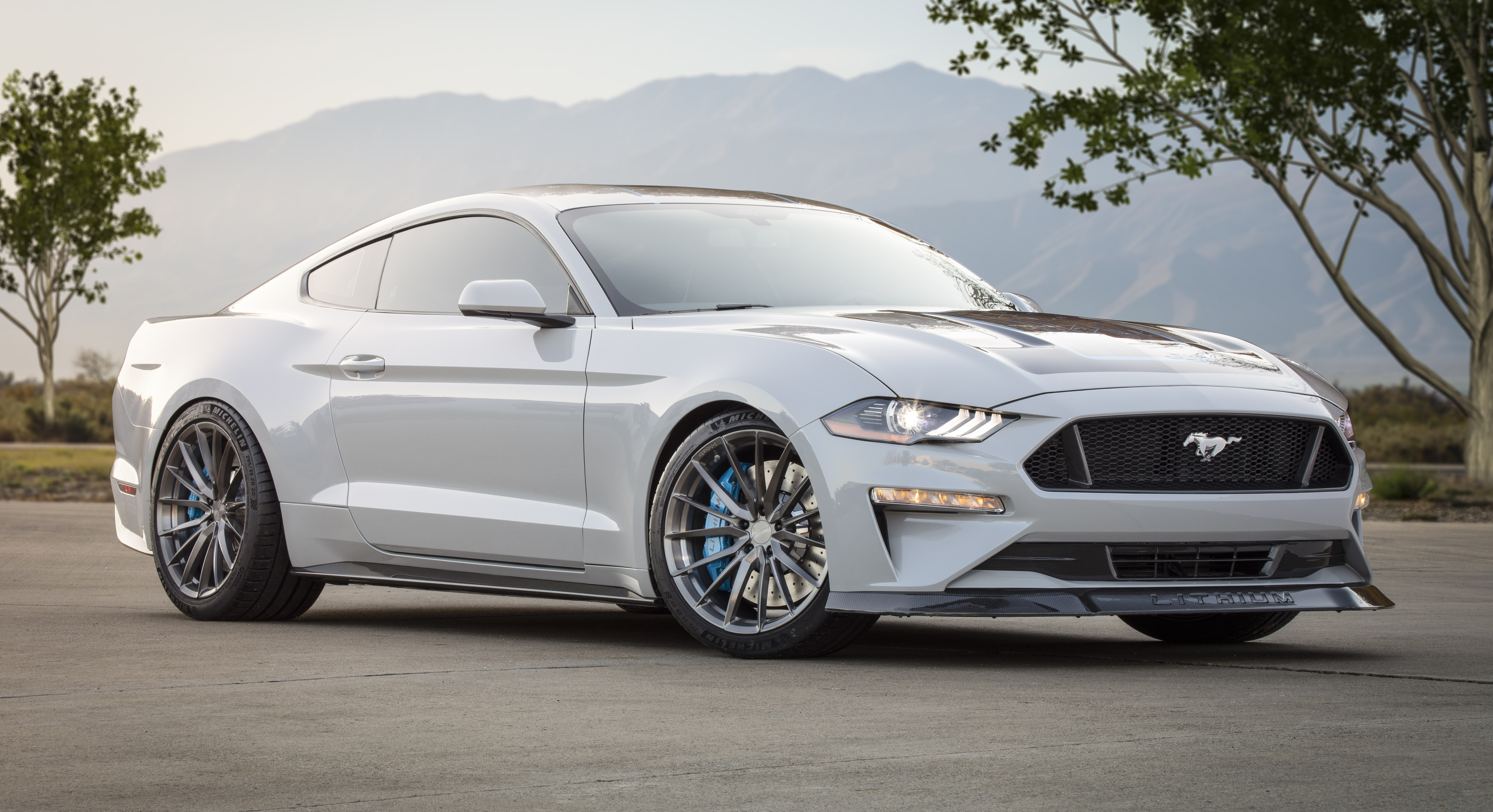 ford mustang lithium 2019 front 1574936423 - Ford Mustang Lithium 2019 Front -