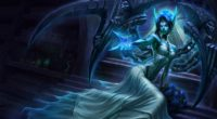 ghost bride morgana lol splash art league of legends 1574098200 200x110 - Ghost Bride Morgana LoL Splash Art League of Legends - Morgana, league of legends