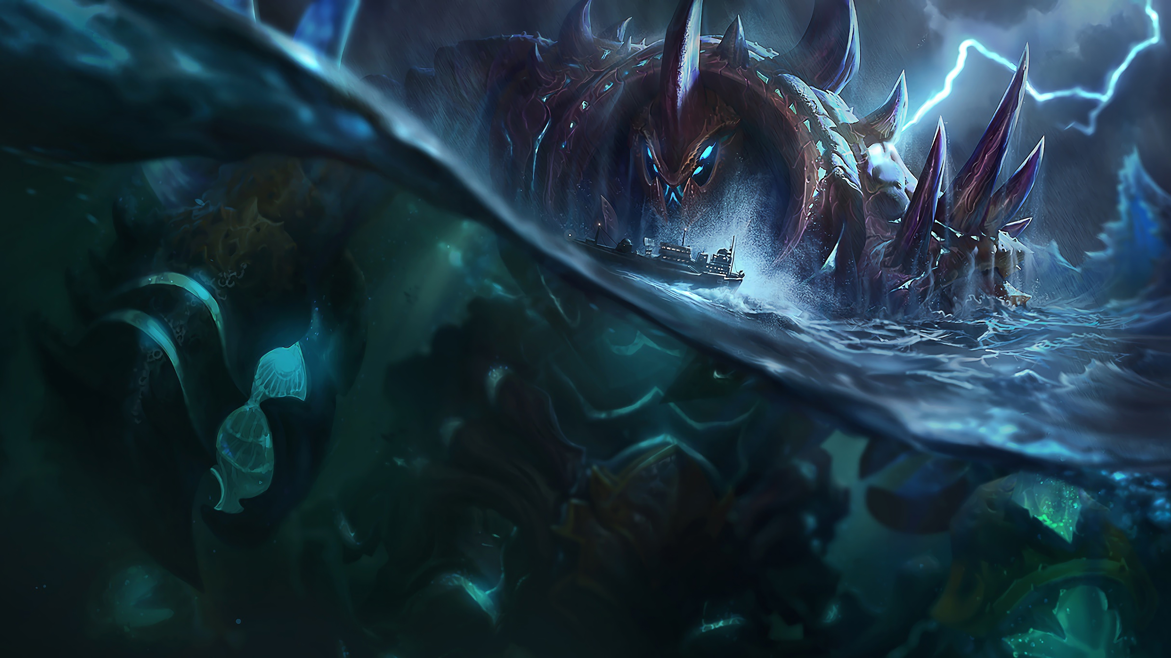 giant enemy crabgot urgot lol splash art league of legends lol 1574102700 - Giant Enemy Crabgot Urgot LoL Splash Art League of Legends lol - Urgot, league of legends