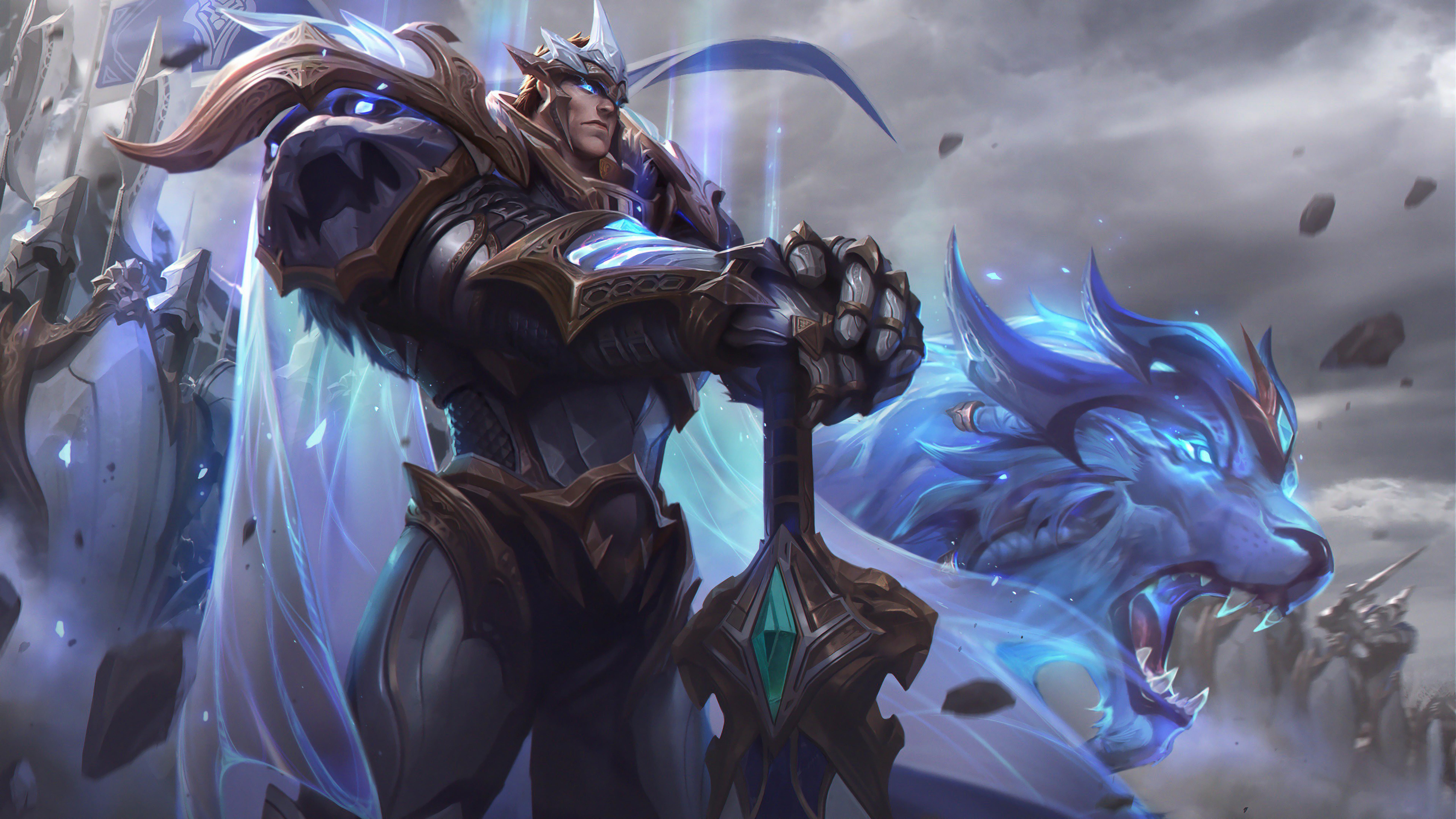 god king garen lol splash art league of legends lol 1574103472 - God King Garen LoL Splash Art League of Legends lol - league of legends, God-Kings - League of Legends, Garen