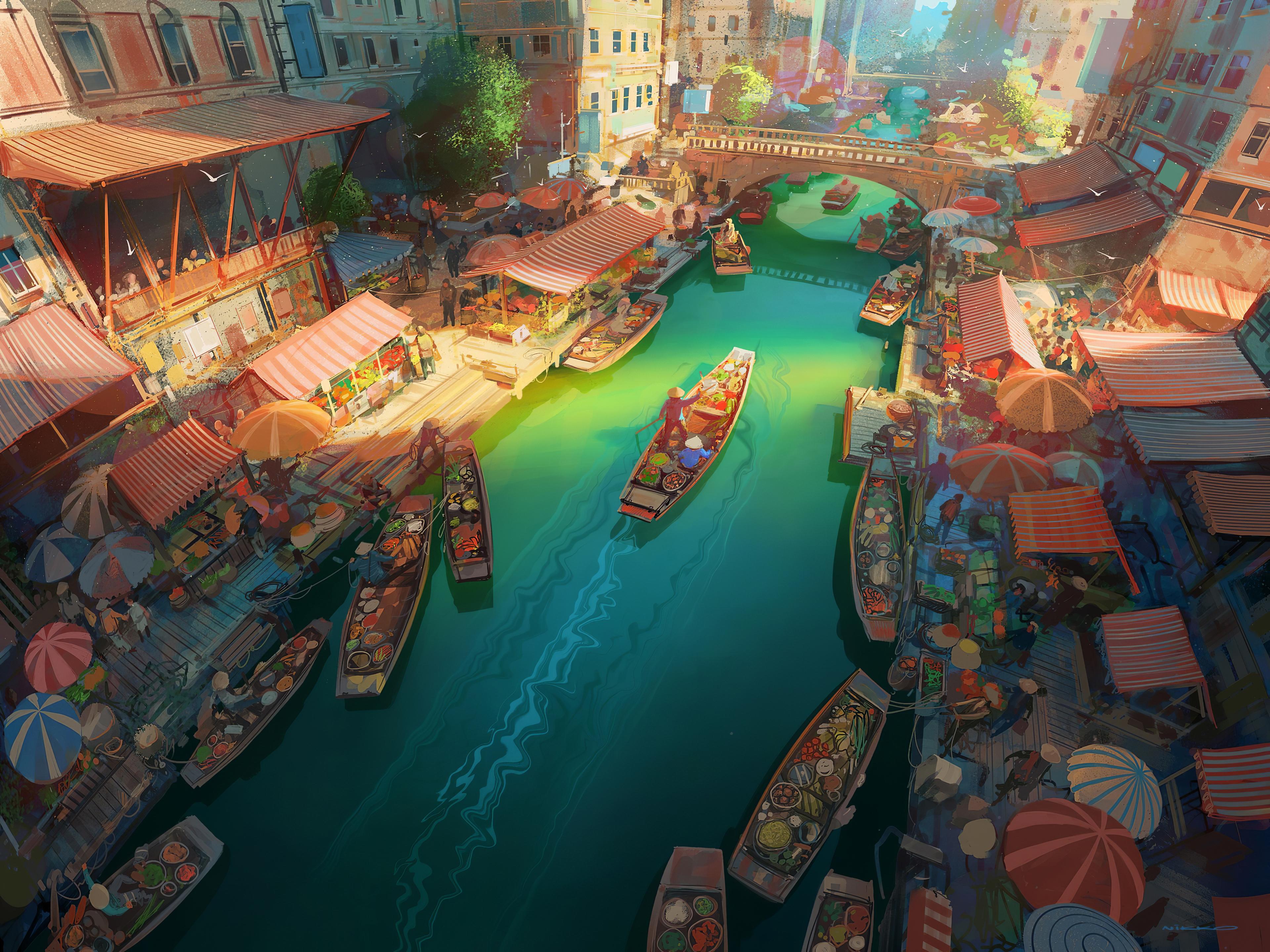 green river city 1574940985 - Green River City -