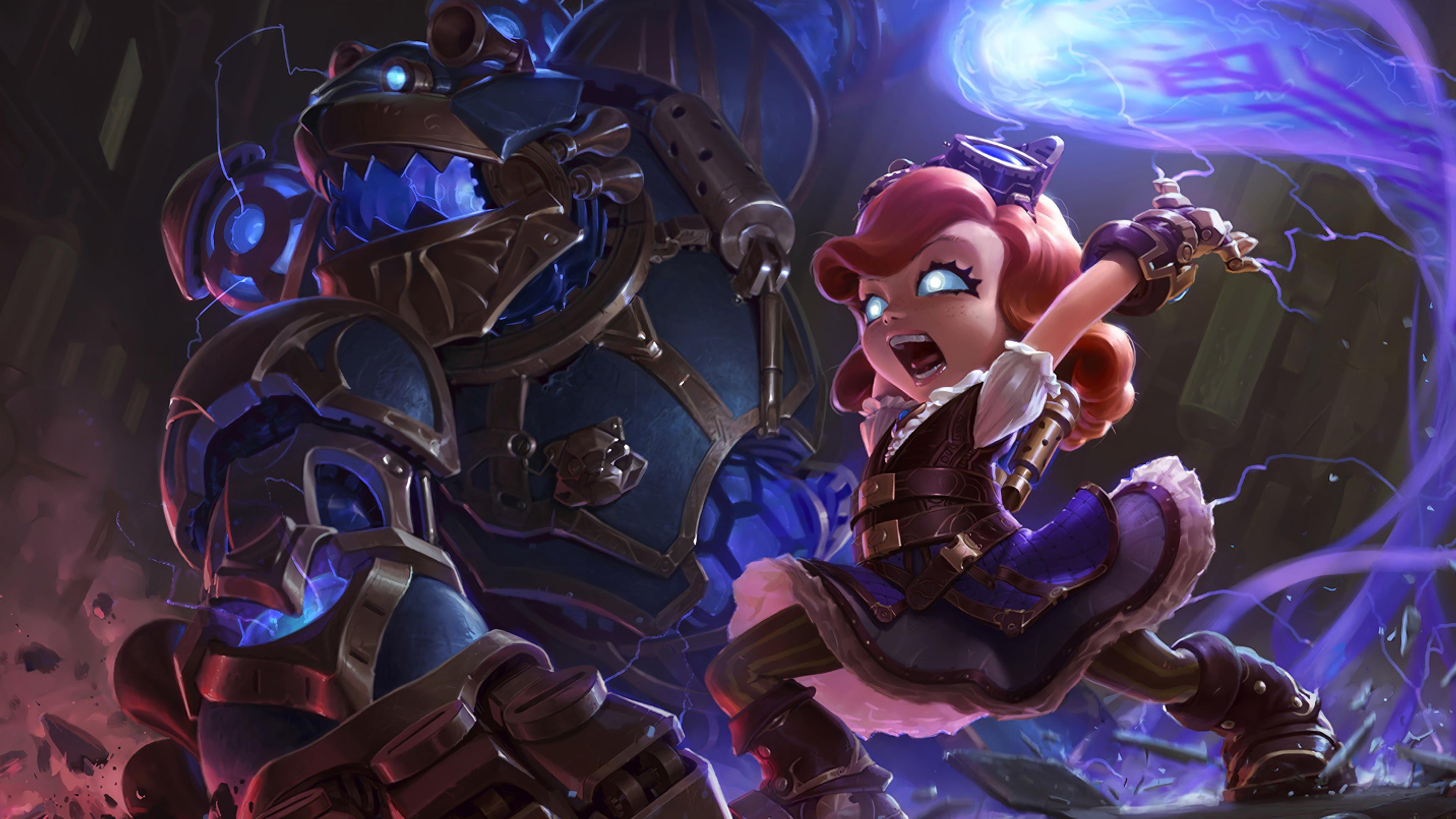 hextech annie lol splash art league of legends lol 1574101710 - Hextech Annie LoL Splash Art League of Legends lol - league of legends, Hextech - League of Legends, Annie