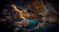 iceland cave surrouned with blue body of water 1574937754 200x110 - Iceland Cave Surrouned With Blue Body Of Water -