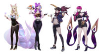 k da ahri kai sa akali evelynn league of legends lol lol 1574104554 200x110 - K/DA Ahri Kai'Sa Akali Evelynn League of Legends LoL lol - league of legends, Kai'Sa, K/DA Kai'Sa, K/DA Evelynn, K/DA Akali, K/DA Ahri, K/DA - League of Legends, Evelynn, Akali, Ahri