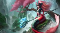 koi nami lol splash art league of legends 1574099409 200x110 - Koi Nami LoL Splash Art League of Legends - Nami, league of legends