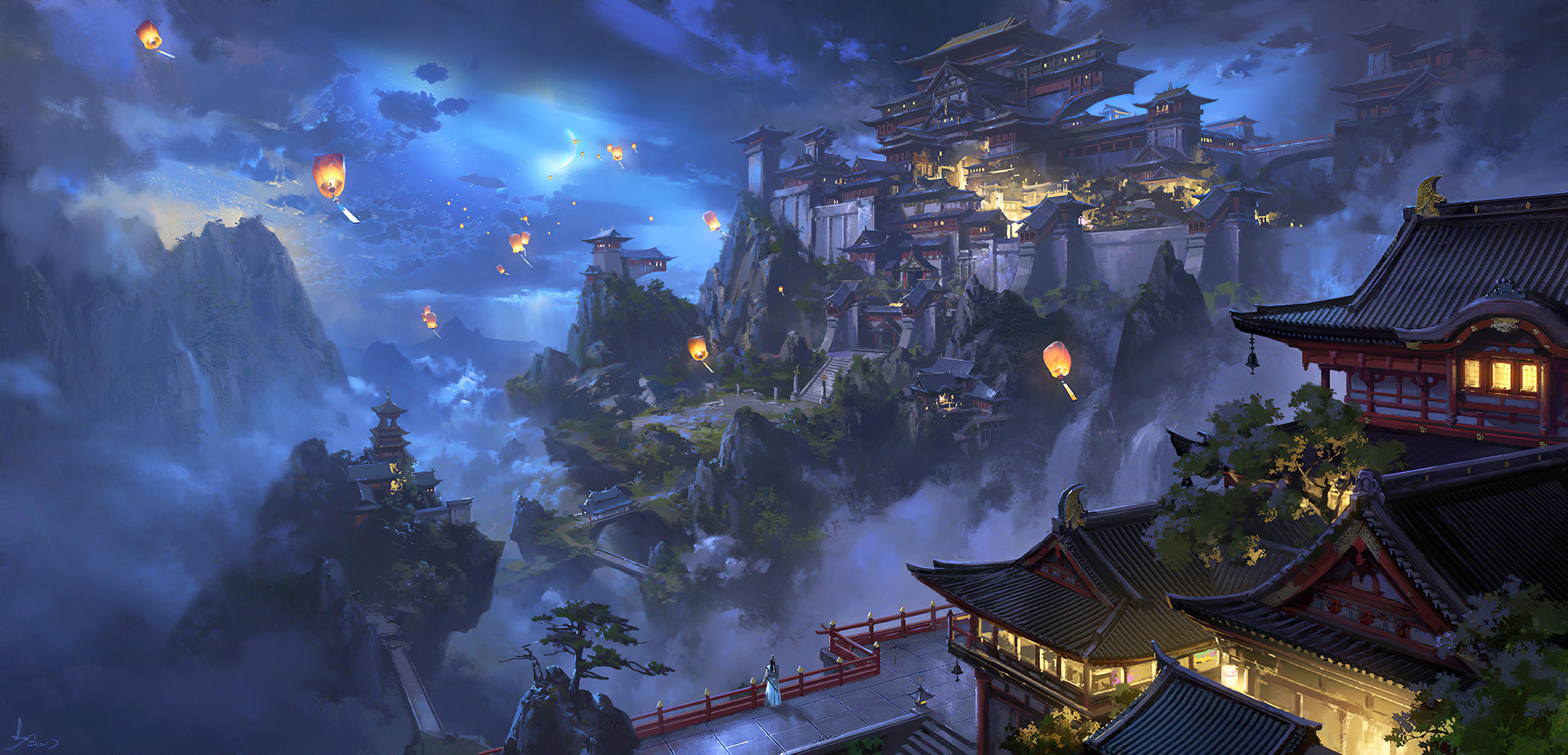 kongming latern 1574941106 - Kongming Latern -
