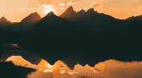 lake silhouette mountains beside 1574937890 200x110 - Lake Silhouette Mountains Beside -