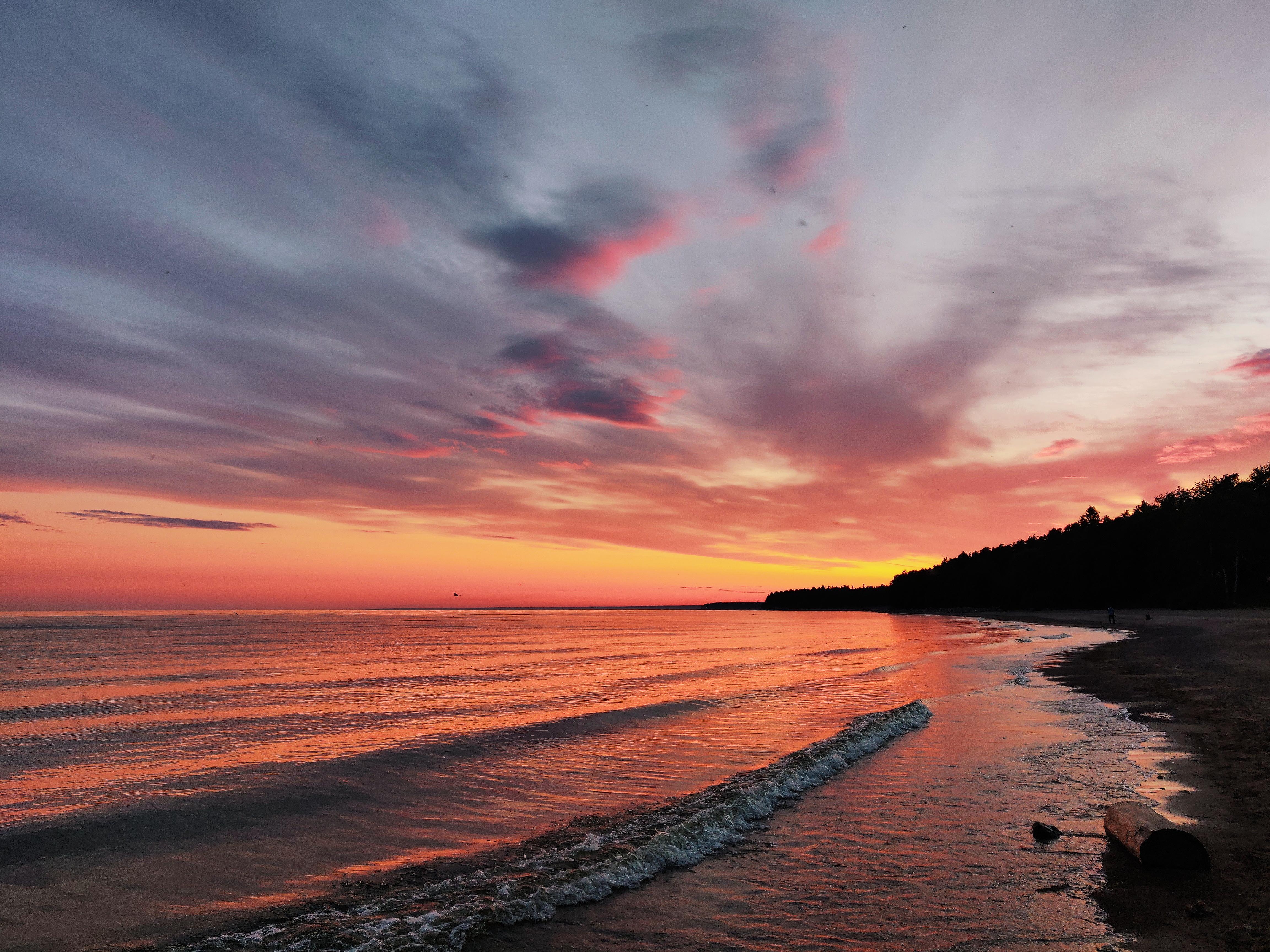 landscape beach evening 1574937852 - Landscape Beach Evening -