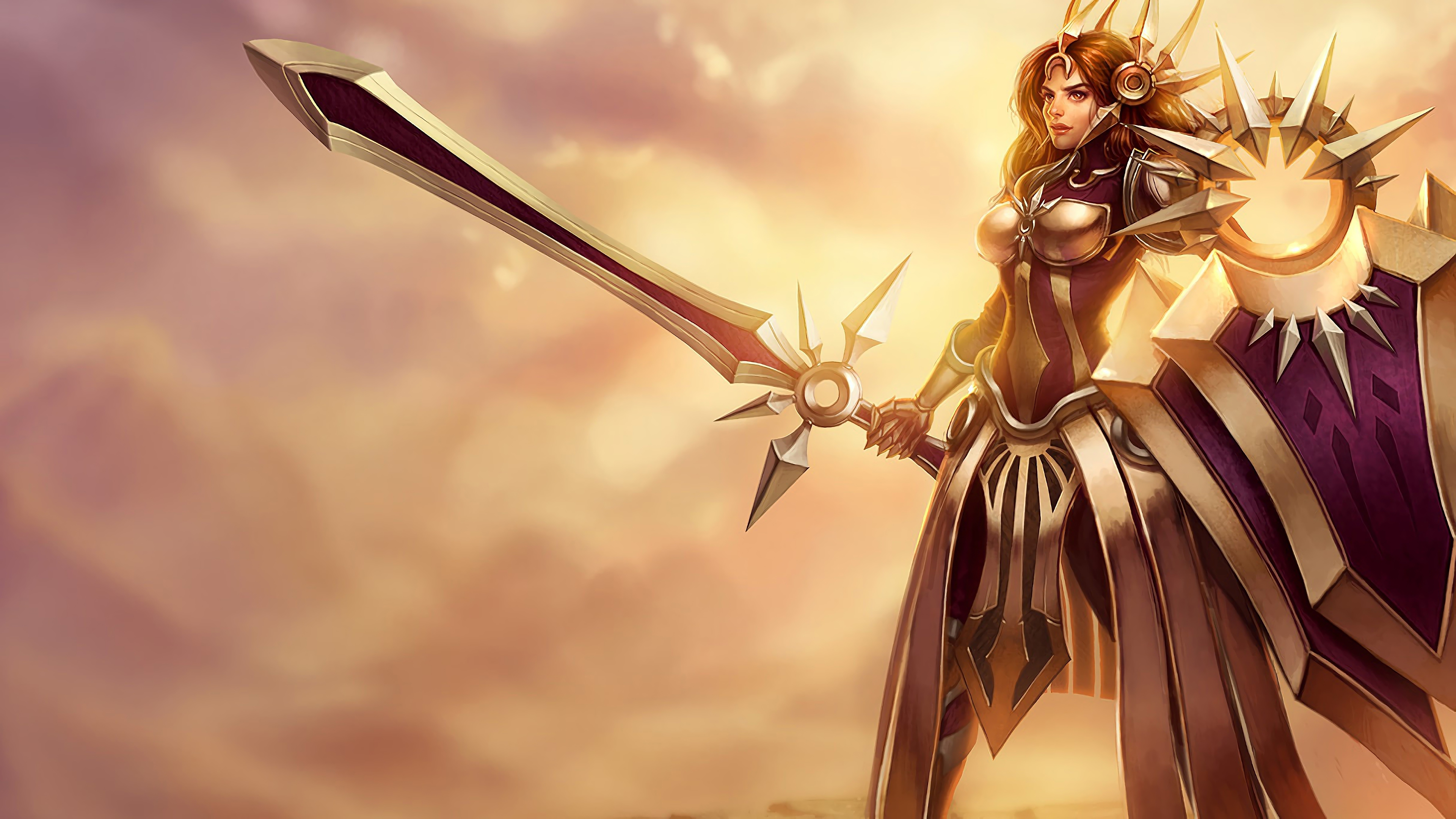 leona lol splash art league of legends 1574098178 - Leona LoL Splash Art League of Legends - Leona, league of legends