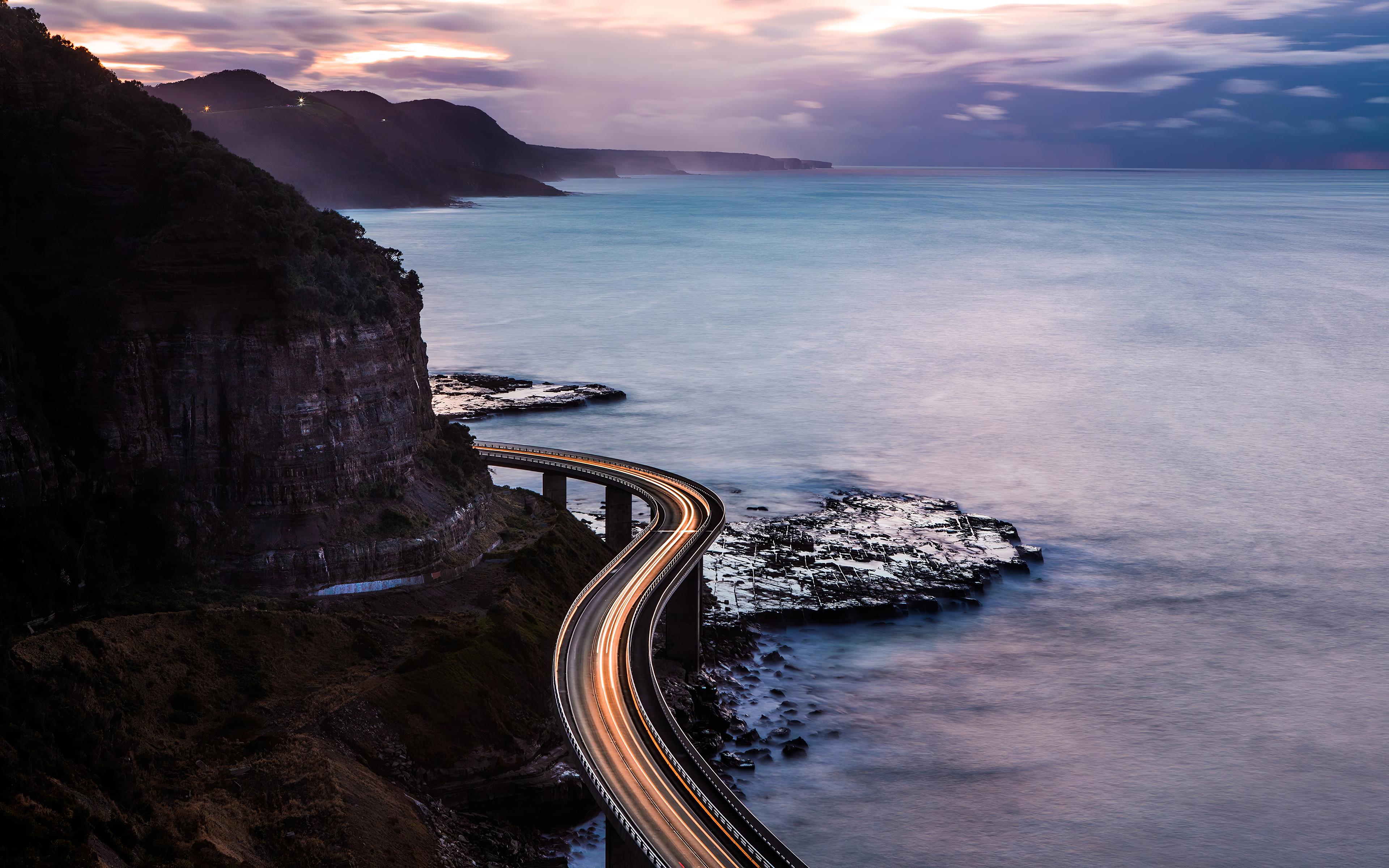 light trails road 1574938557 - Light Trails Road -