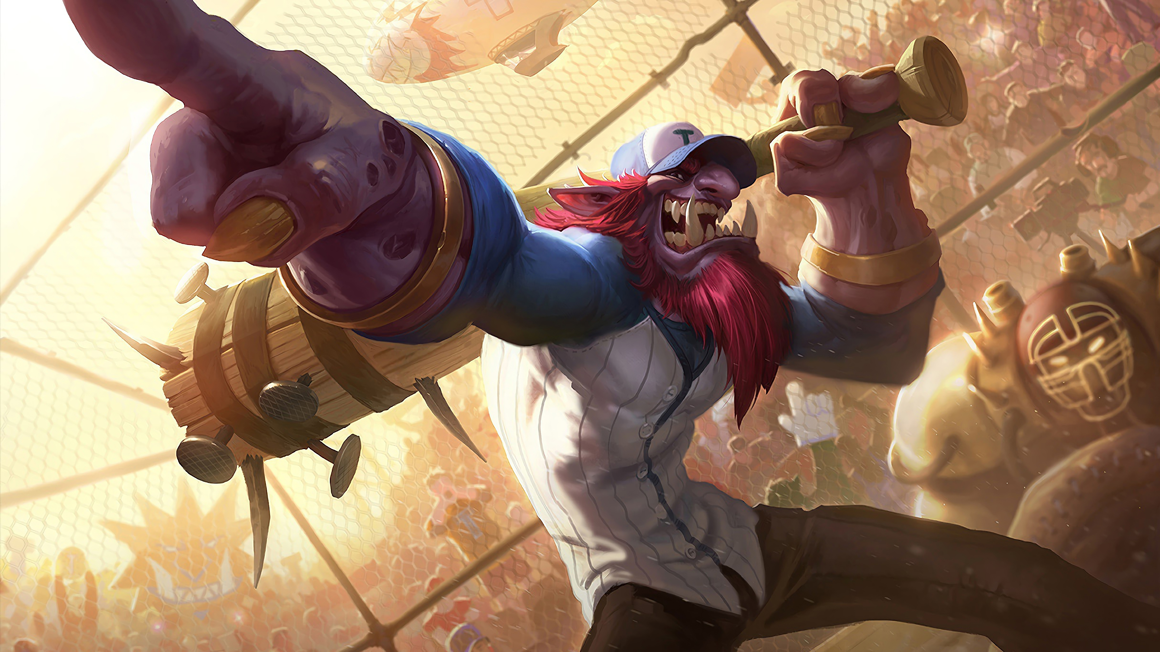 lil lugger trundle lol splash art league of legends 1574098182 - Lil Lugger Trundle LoL Splash Art League of Legends - Trundle, league of legends