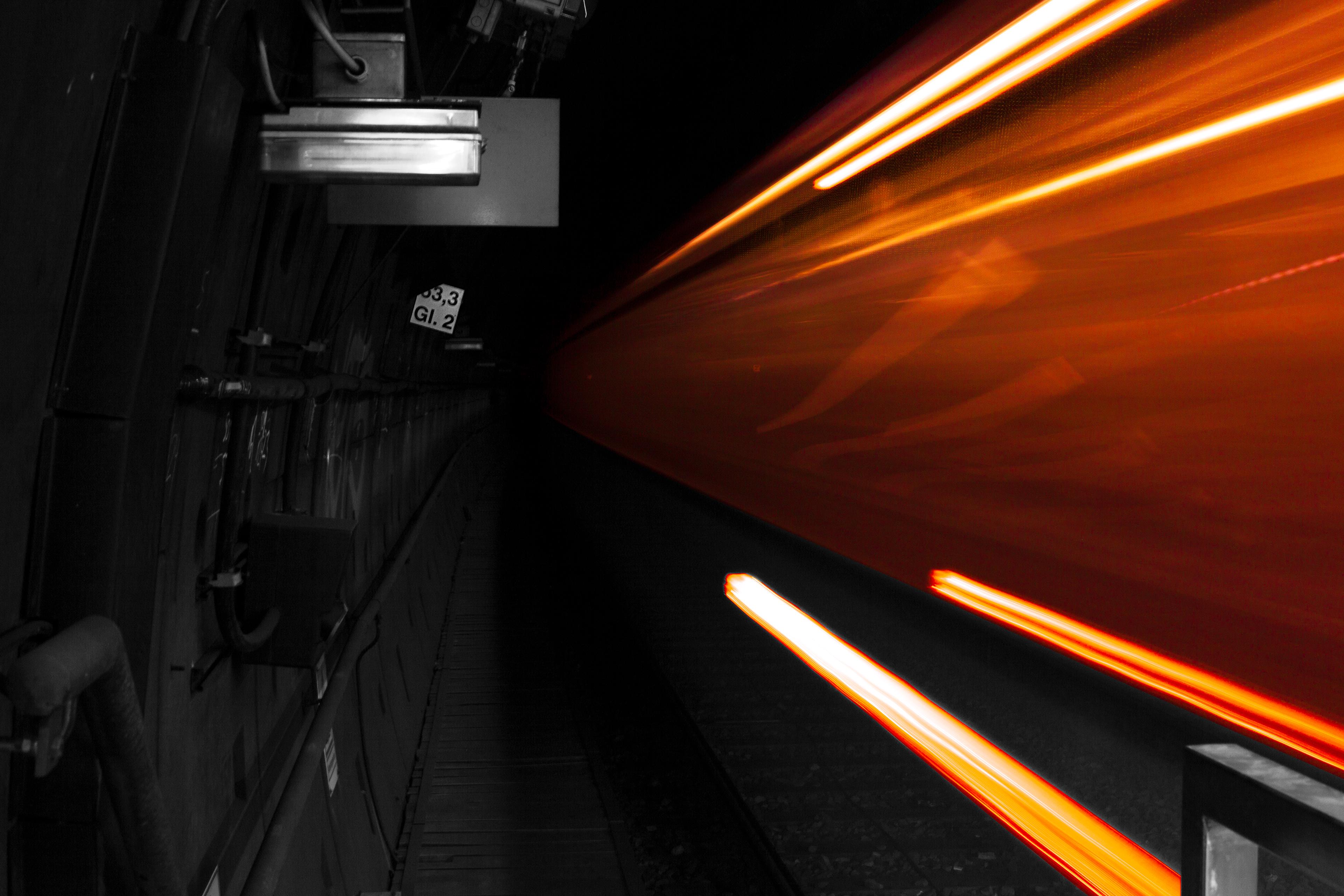 long exposure tunnel train 1574938575 - Long Exposure Tunnel Train -