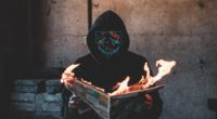 mask guy reading a burning news paper 1574938395 200x110 - Mask Guy Reading A Burning News Paper -
