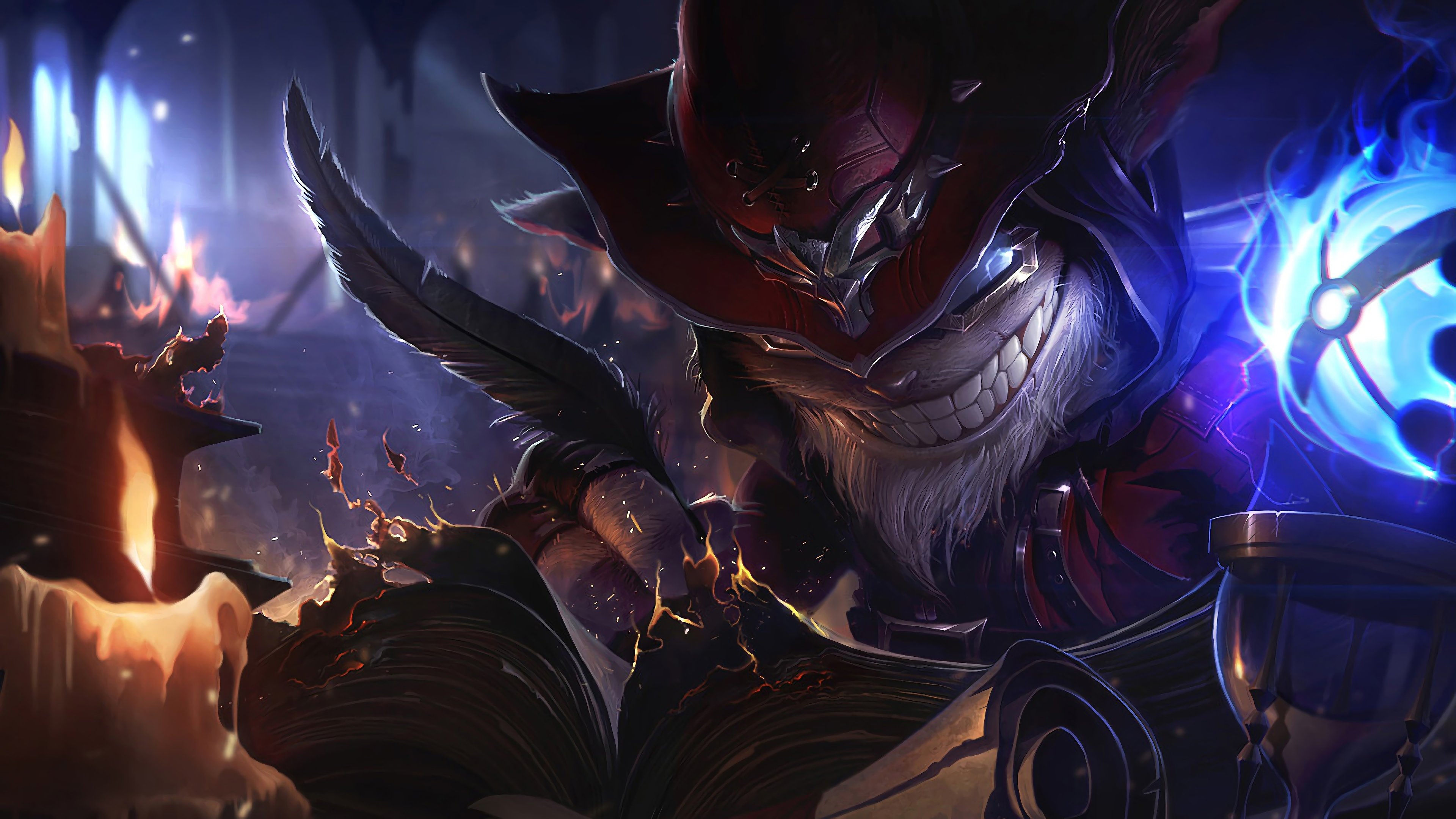 master arcanist ziggs lol splash art league of legends 1574099224 - Master Arcanist Ziggs LoL Splash Art League of Legends - Ziggs, league of legends