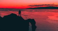 men standing at cliff sunset 1574938452 200x110 - Men Standing At Cliff Sunset -