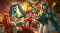 pajama guardians miss fortune soraka ezreal lulu lux skin splash art lol league of legends lol 1574104971 200x110 - Pajama Guardians Miss Fortune Soraka Ezreal Lulu Lux Skin Splash Art LoL League of Legends lol - Soraka, Miss Fortune, Lux, Lulu, league of legends, Ezreal