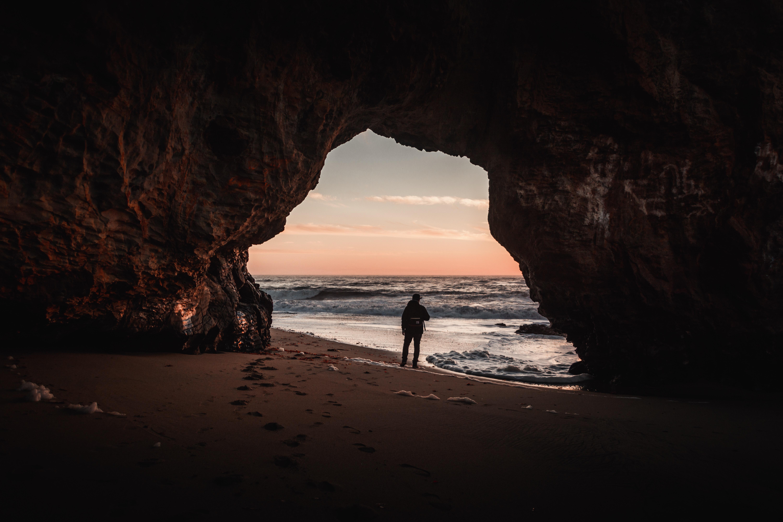 person cave standing 1574938562 - Person Cave Standing -