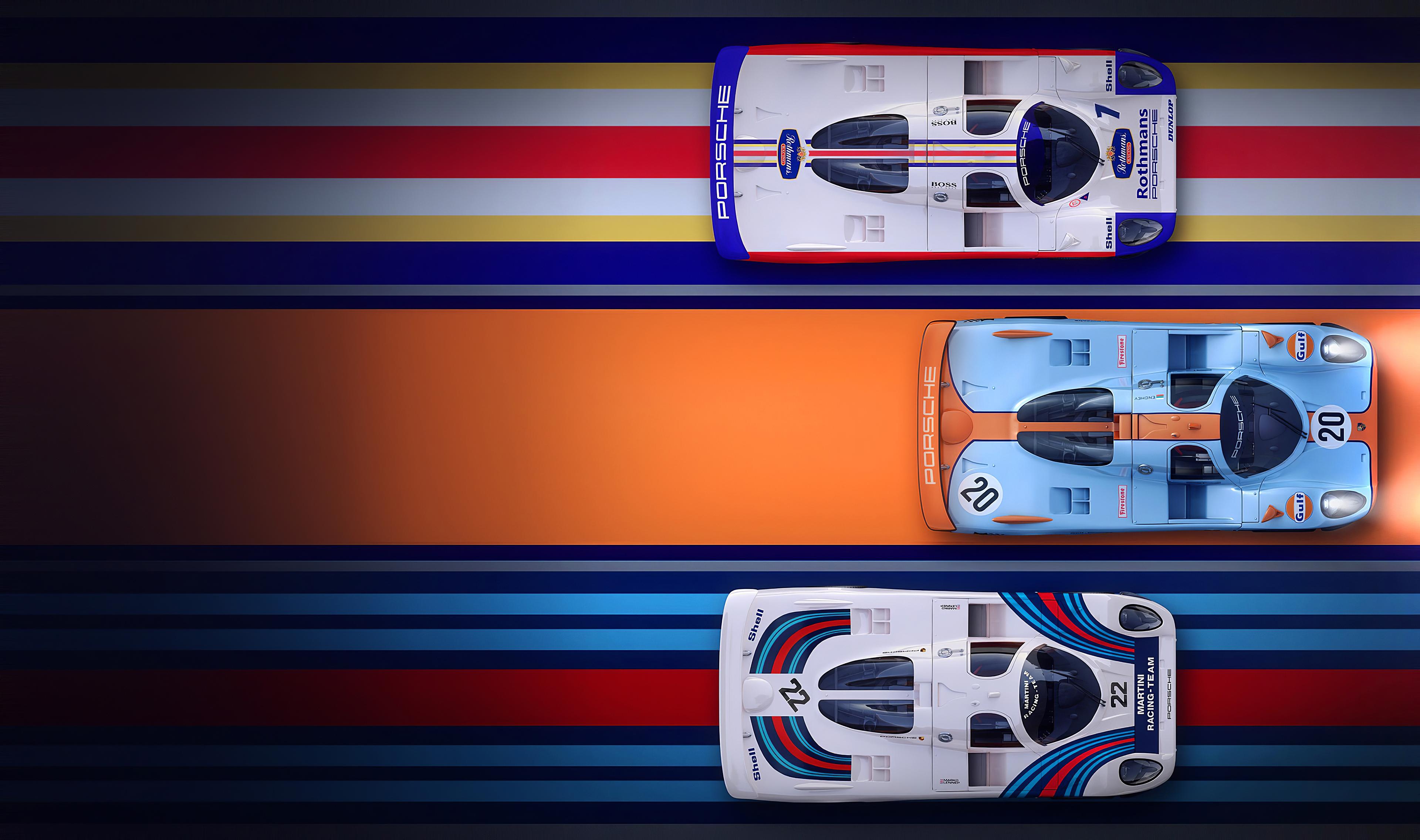 porsche racing digital art 1574936041 - Porsche Racing Digital Art -