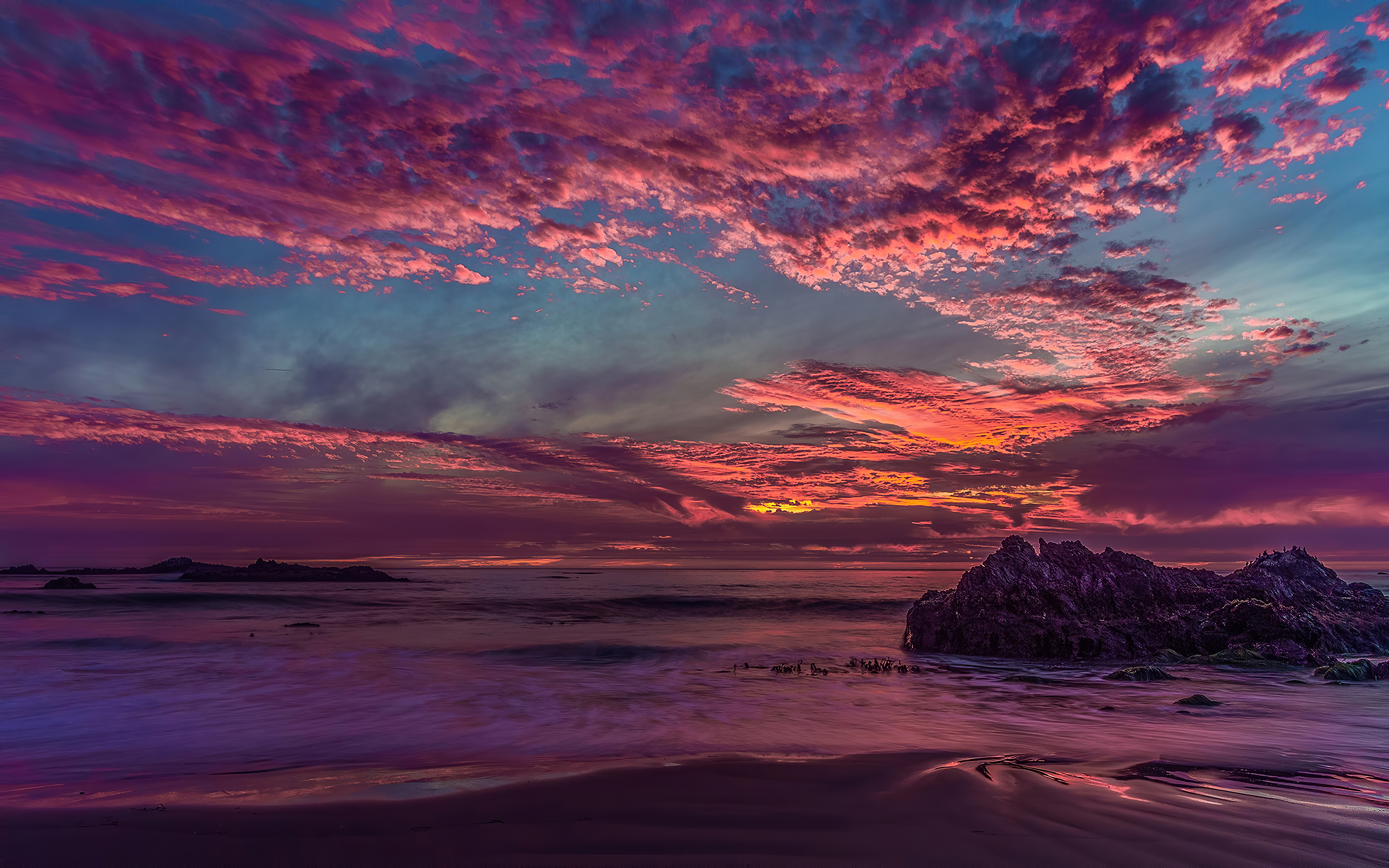 red rock clouds sunset 1574937488 - Red Rock Clouds Sunset -