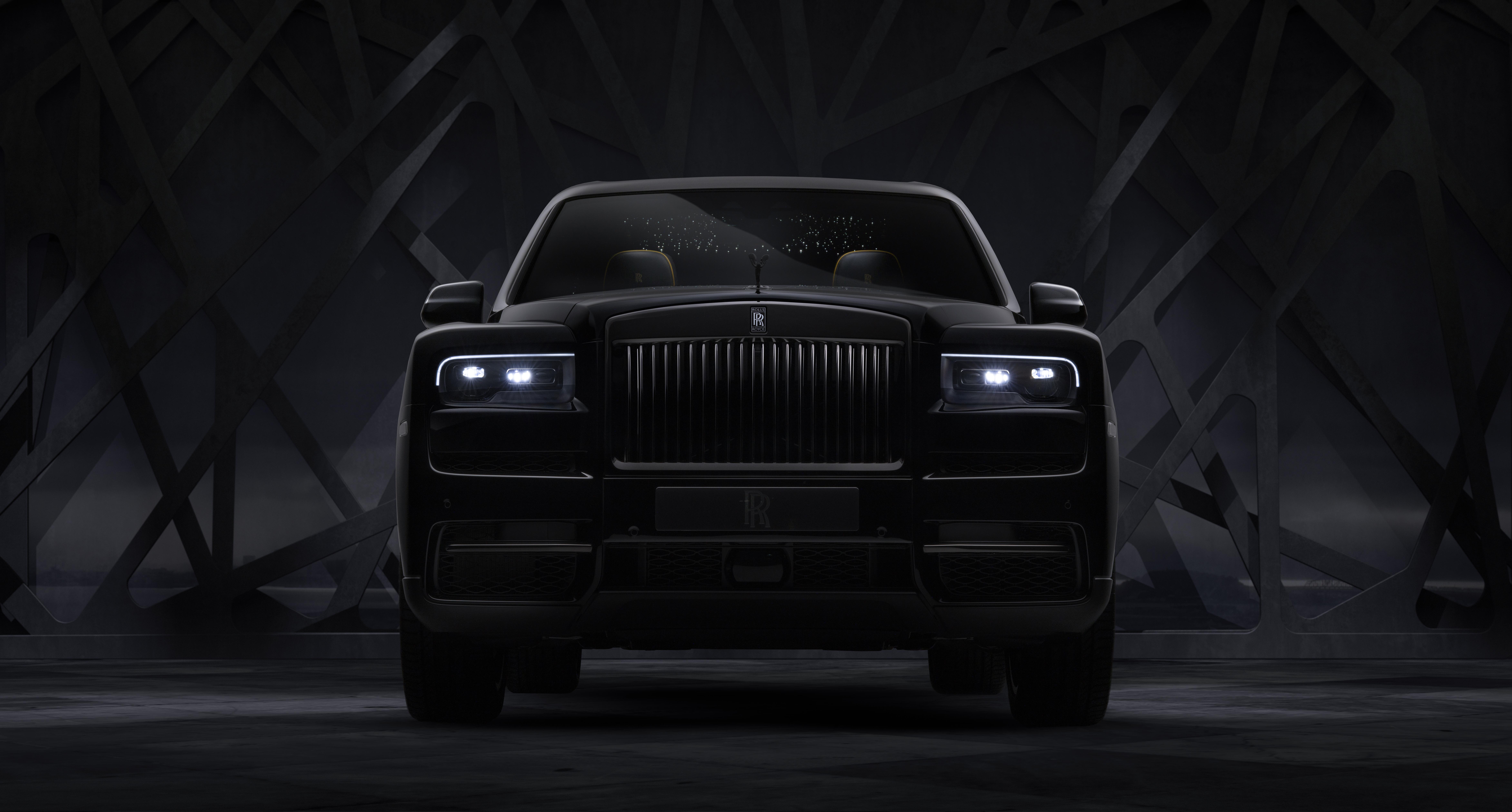 rolls royce cullinan black badge 2019 1574936509 - Rolls Royce Cullinan Black Badge 2019 -