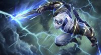 shockblade zed lol splash art league of legends 1574095960 200x110 - Shockblade Zed LoL Splash Art League of Legends - Zed, league of legends